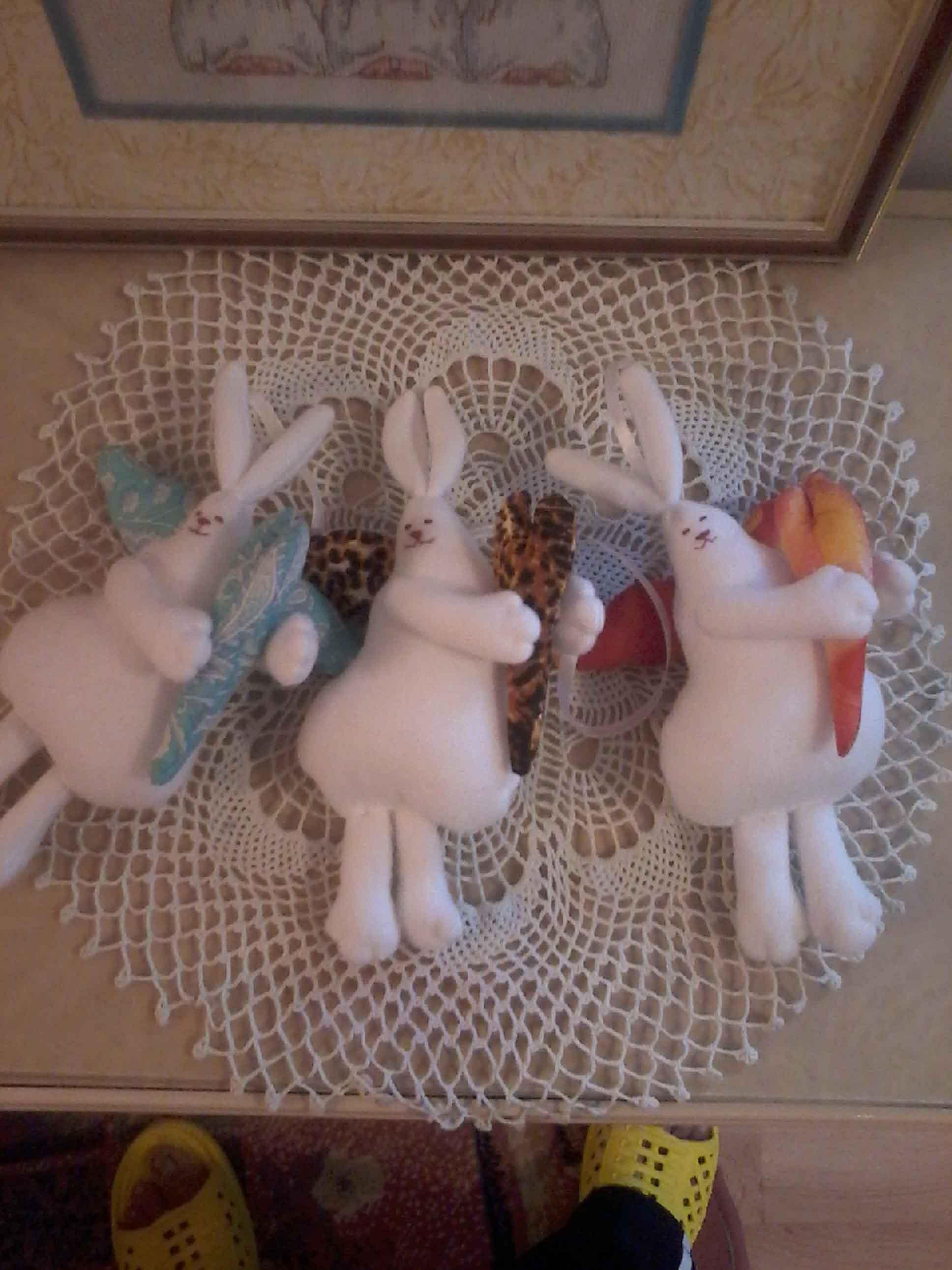 Игрушки текстильные ручной работы готовые и на заказ фото 5