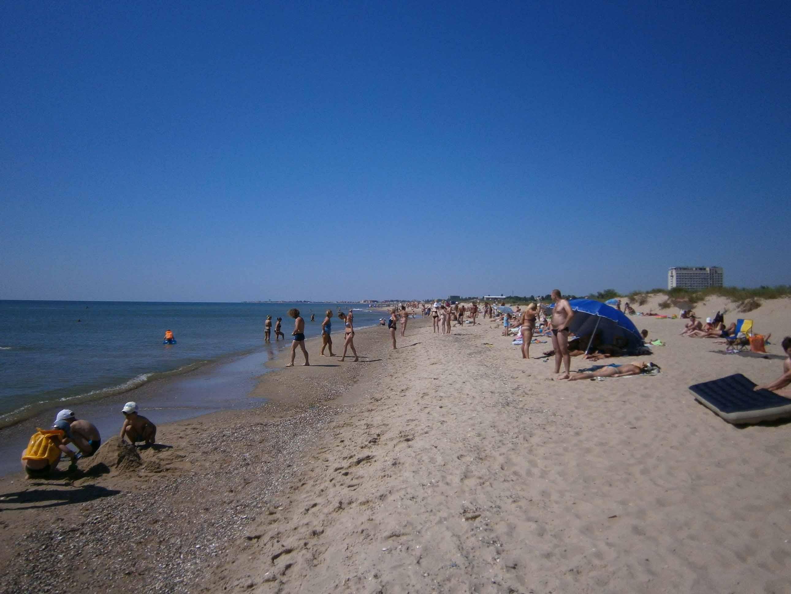 Отдых у моря Дешево с удобствами Каролино Бугаз Одесская фото 6