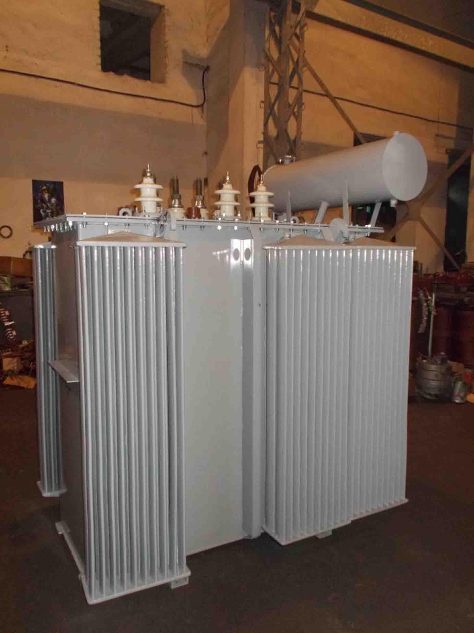 Трансформатор ТМ 25 40 63 100 160 250 400 630 1000 кВА фото 1