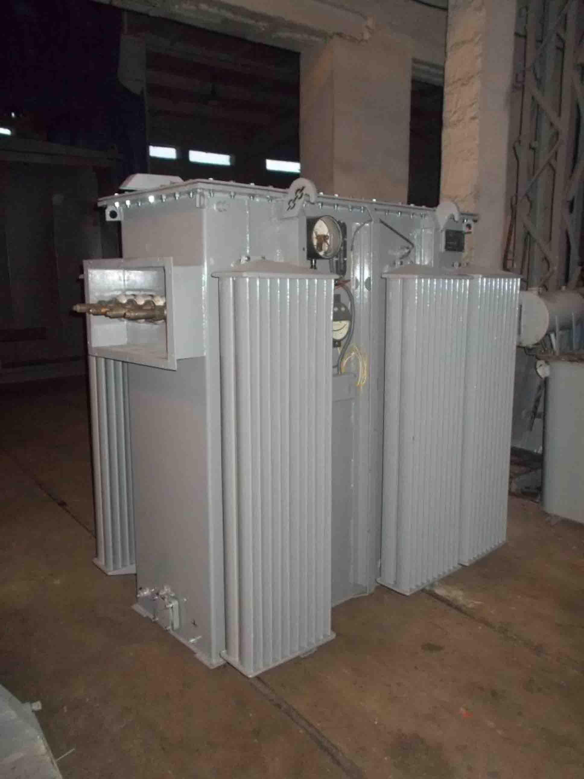 Трасформатори силові масляні типу ТМЗ 630 – 1000 кВА фото 1