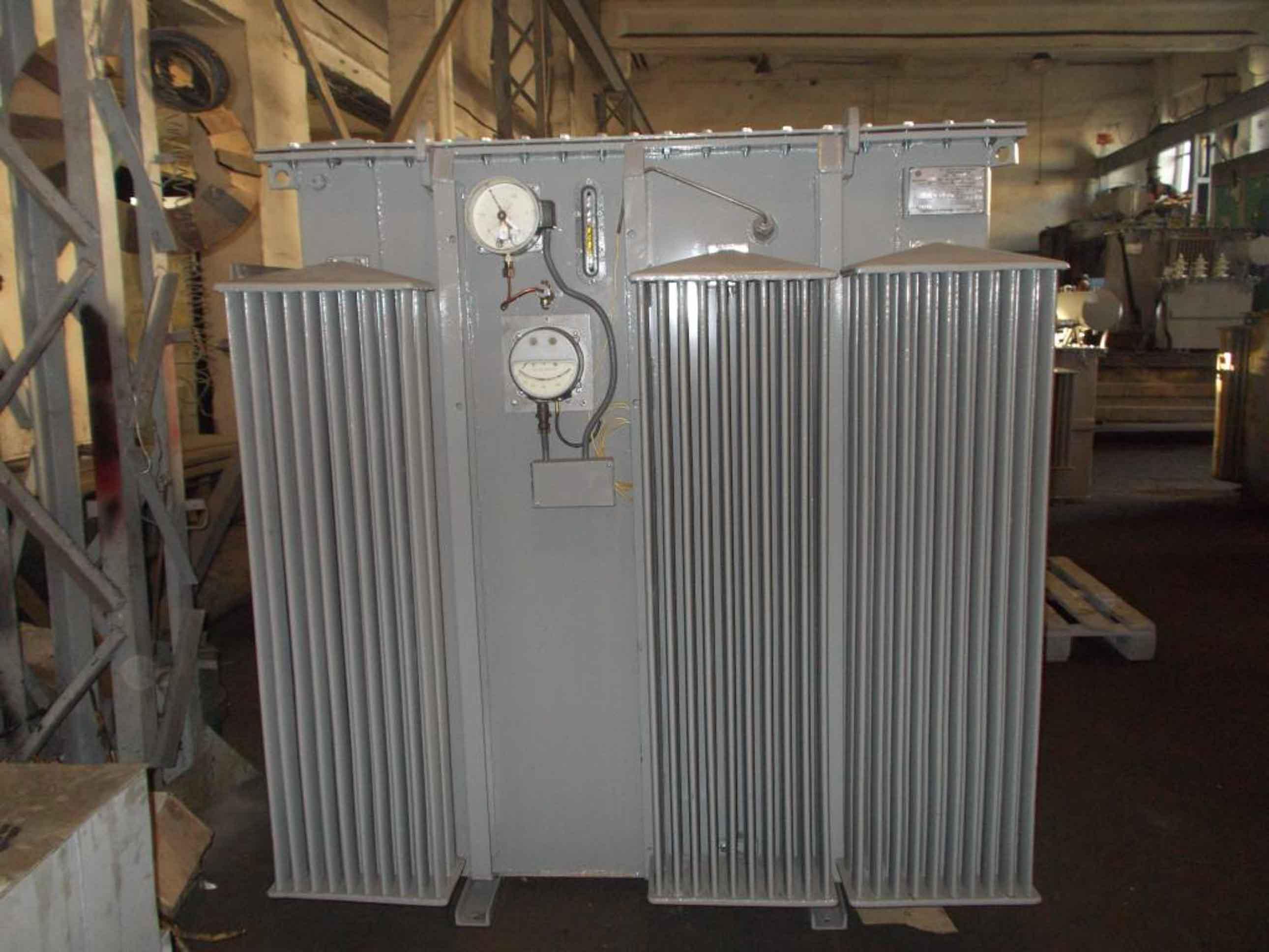 Трасформатори силові масляні типу ТМЗ 630 – 1000 кВА фото 4