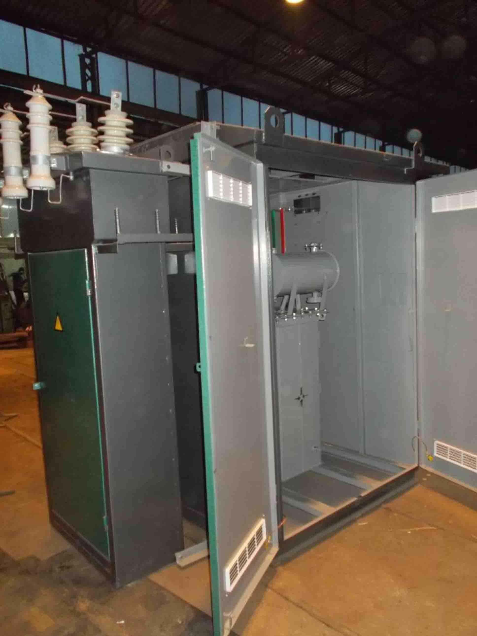 Комплектні трансформаторні підстанції  КТПт 25-630/10(6)/0,4 кВА фото 2