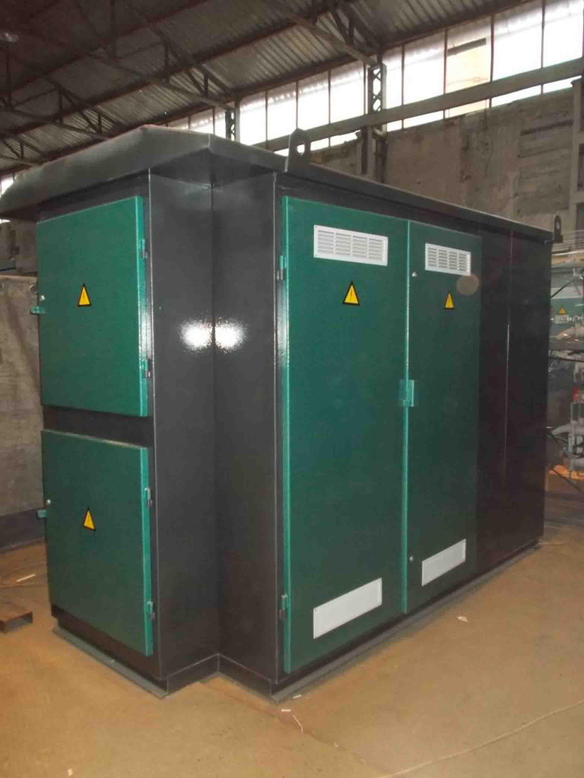 Комплектні трансформаторні підстанції  КТПт 25-630/10(6)/0,4 кВА фото 4