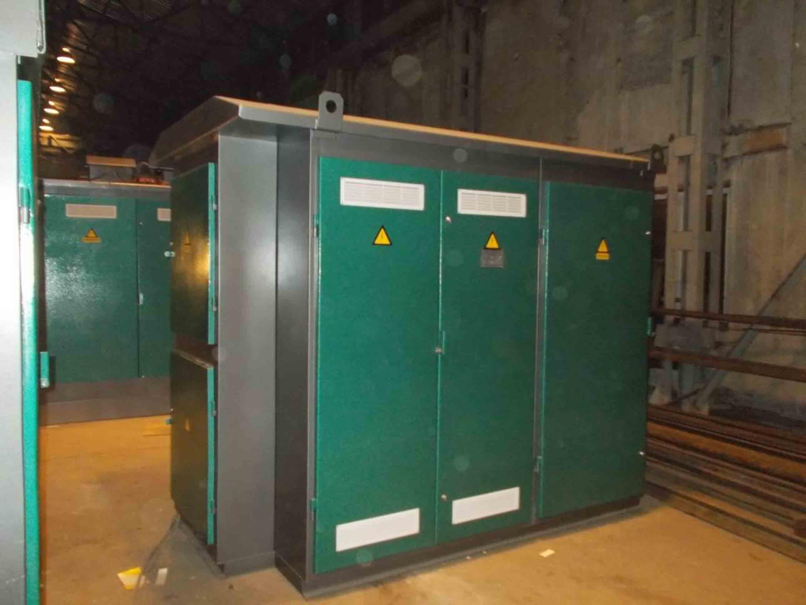 Комплектні трансформаторні підстанції  КТПп 25-630/10(6)/0,4 кВА фото 3