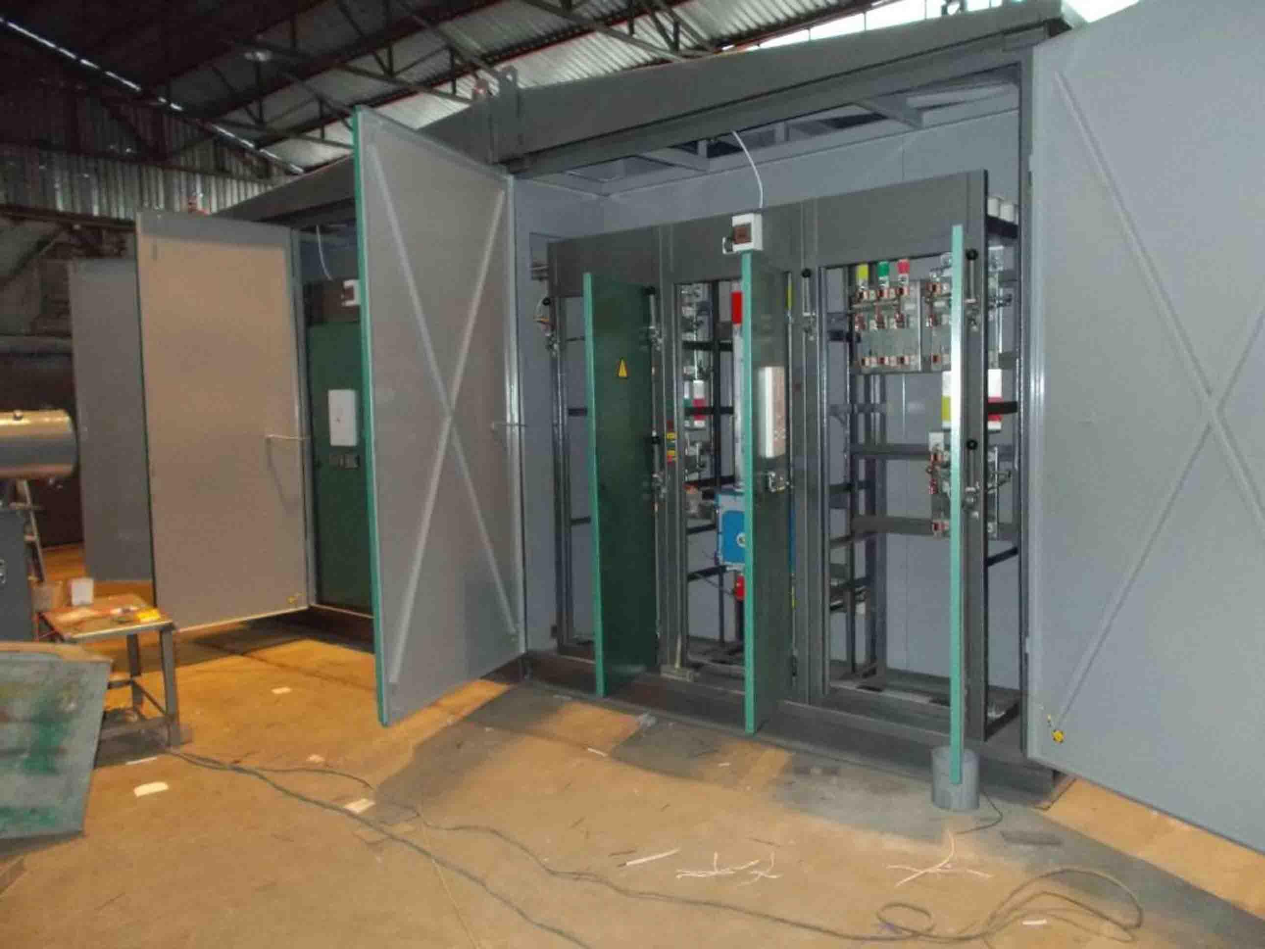 Комплектні трансформаторні підстанції для міських мреж КТПММ і 2КТПММ  фото 2