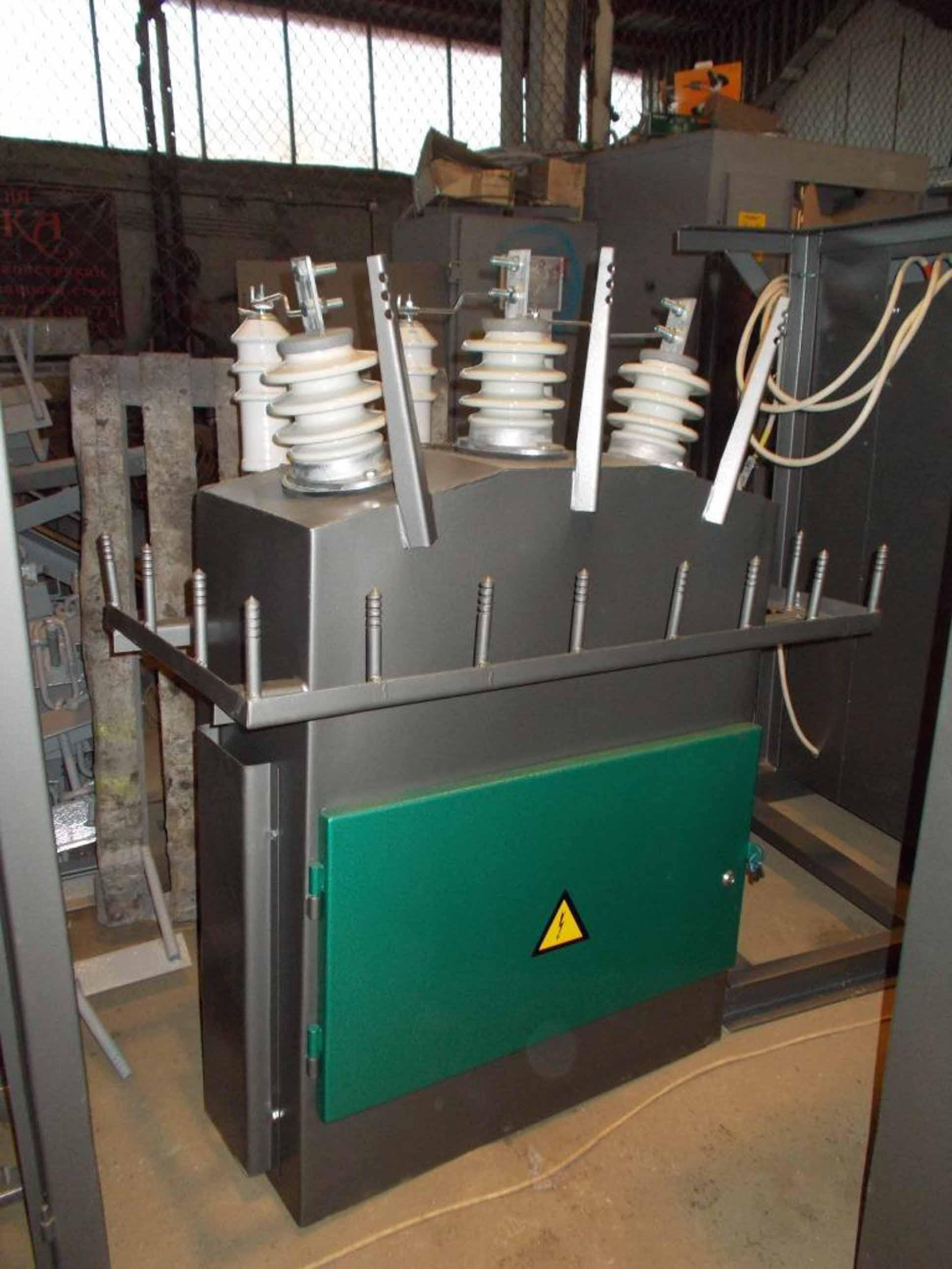 Підстанції трансформаторні комплектні КТПМ 25-250/10(6)/0,4 кВА. фото 1