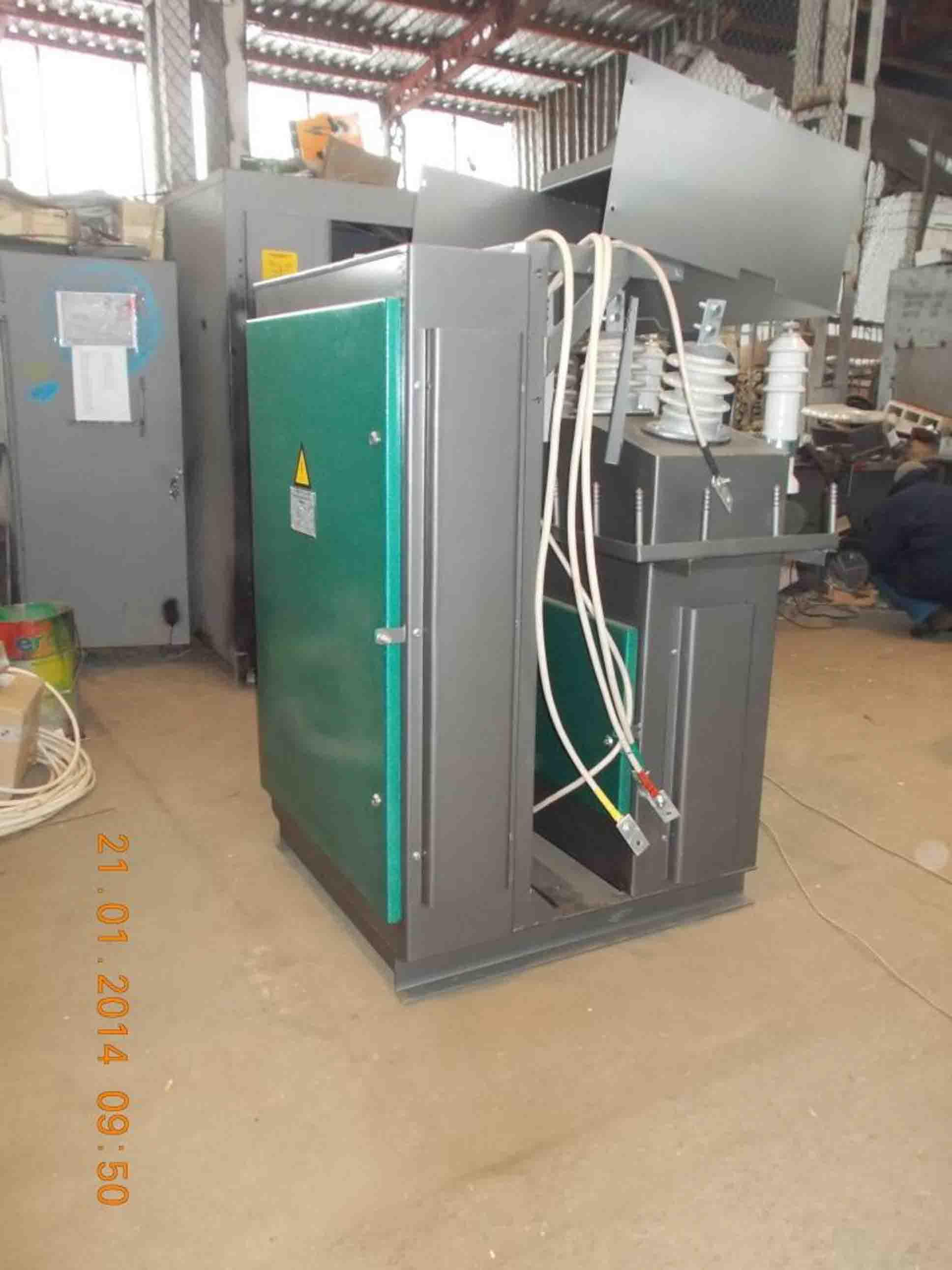 Підстанції трансформаторні комплектні КТПМ 25-250/10(6)/0,4 кВА. фото 2