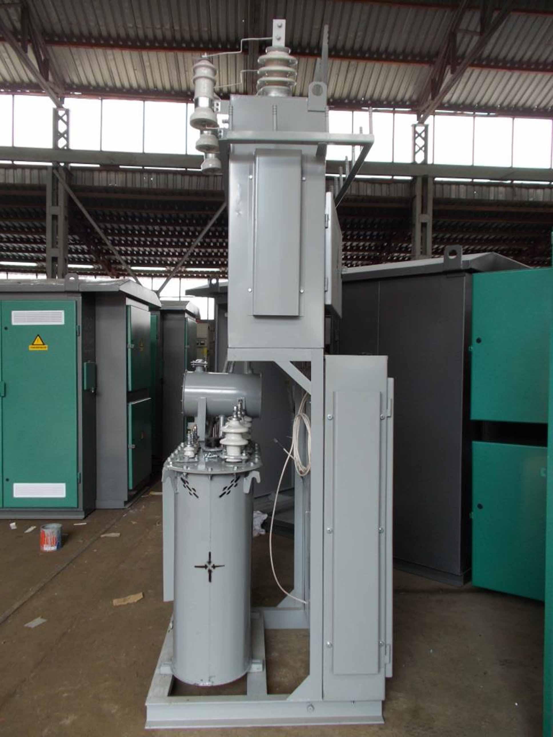 Підстанції трансформаторні комплектні КТПМ 25-250/10(6)/0,4 кВА. фото 3