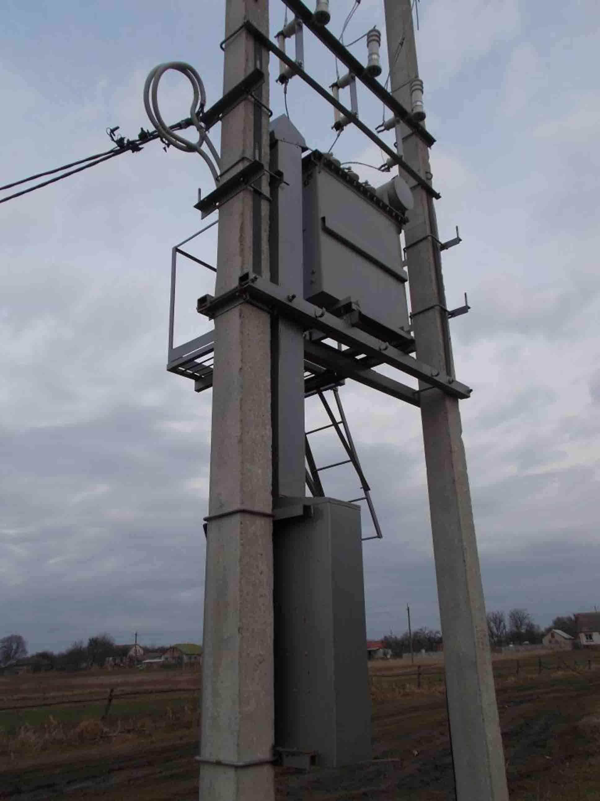 Комплектні трансформаторні підстанції КТПС 25-250/10(6)/0,4 кВА. фото 2