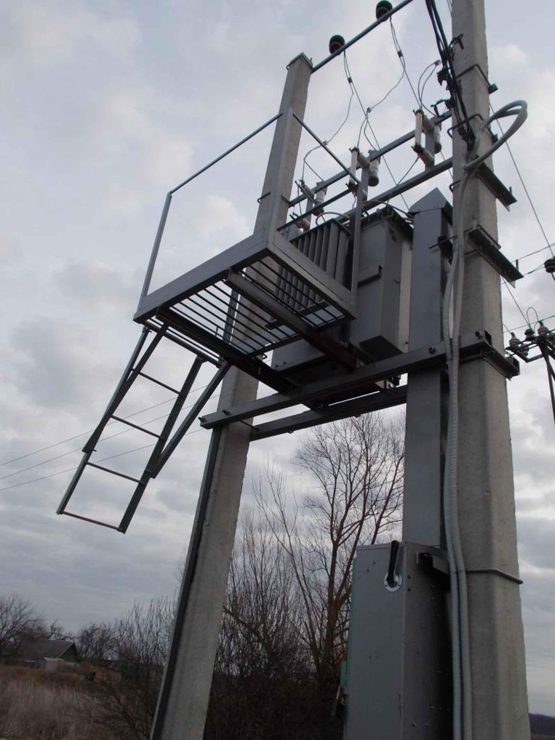 Комплектні трансформаторні підстанції КТПС 25-250/10(6)/0,4 кВА. фото 3