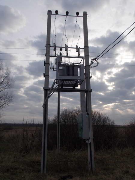 Комплектні трансформаторні підстанції КТПС 25-250/10(6)/0,4 кВА. фото 5