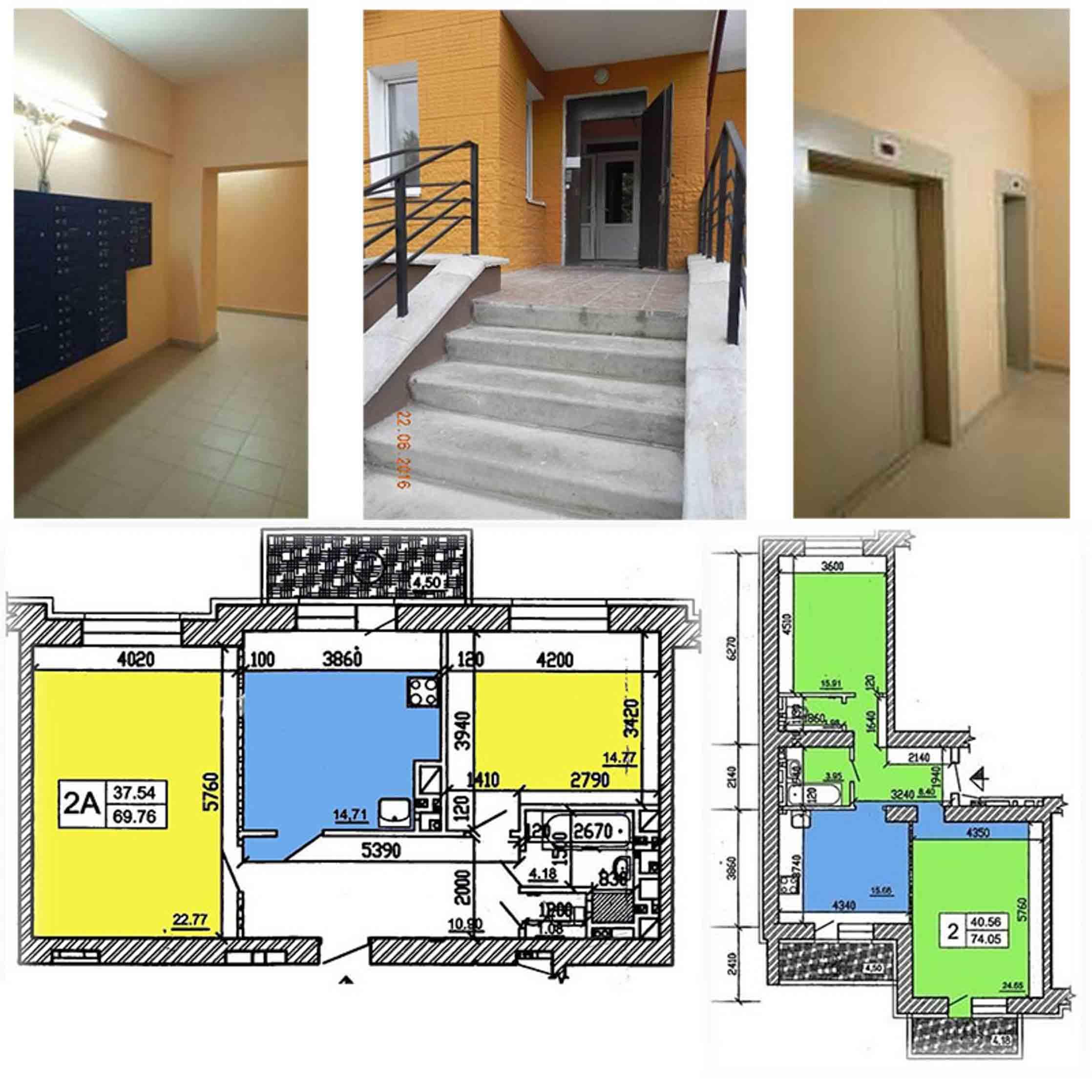 Аренда 2х комнатной квартиры в Украинке фото 6