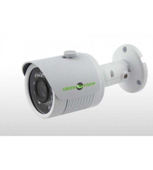Комплект Відеоспостереження ІР 1.4 Мп Green Vision фото 2