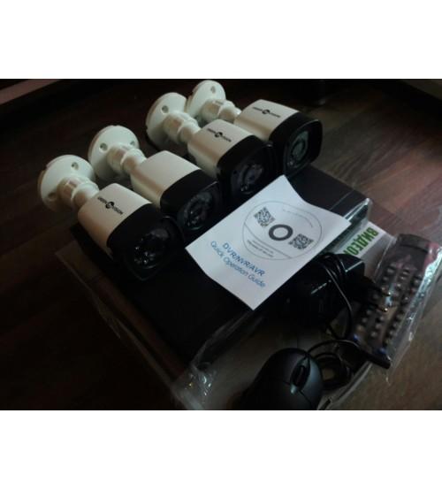 Комплект Відеоспостереження HD GreenVision фото 1