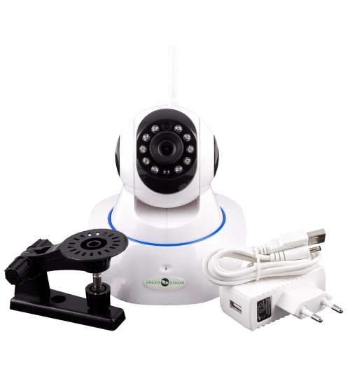 1 Мп WiFi IP Камера Роботизована фото 1