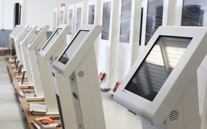 Разработка, сборка и настройка платежных и информационных терминалов. фото 1
