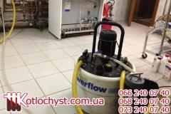 Очищення систем опалення в офісних приміщеннях фото 1