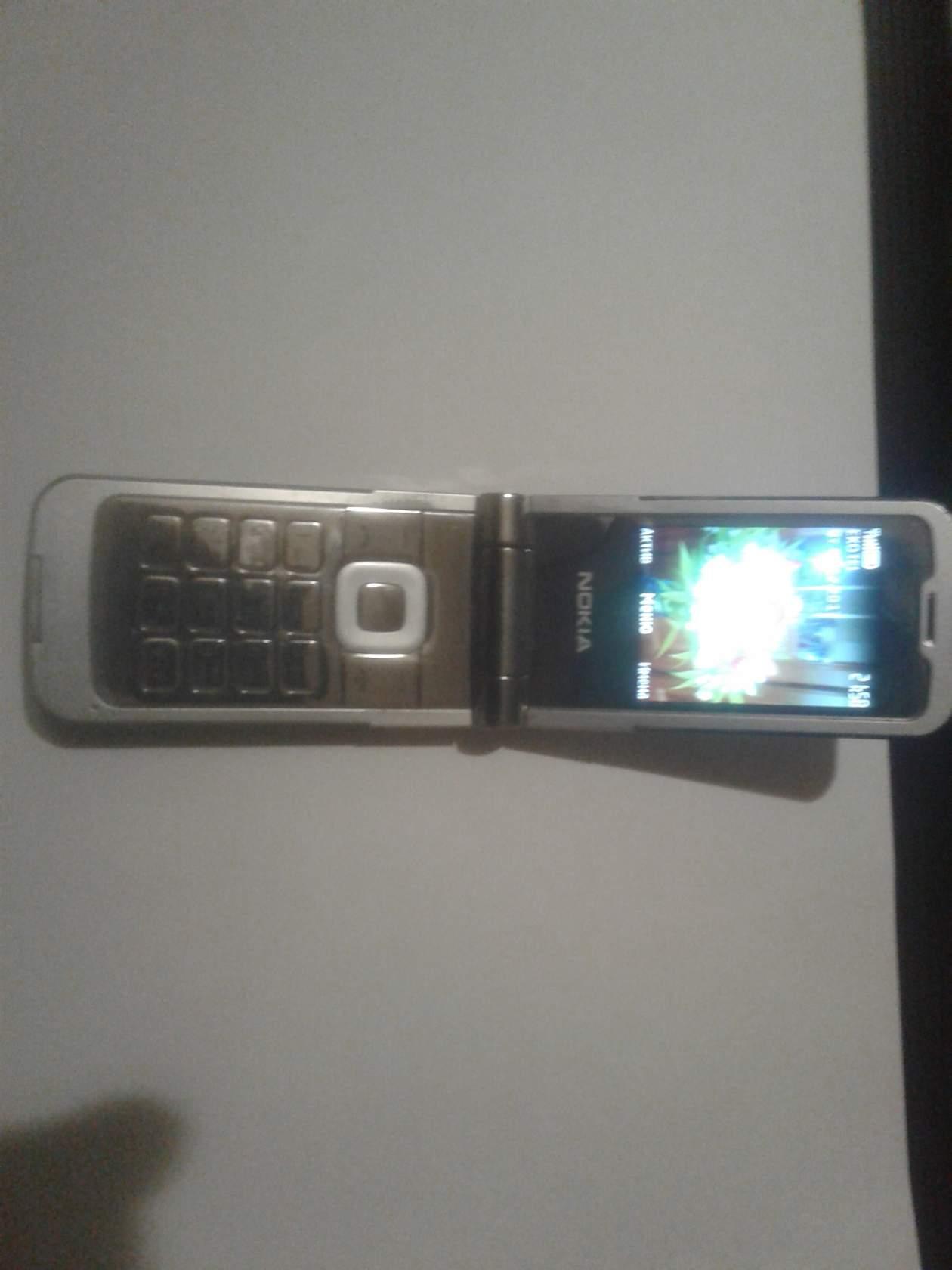 Телефон nokia 7510 Supernova фото 1