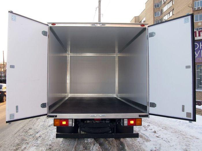Ремонт автомобильных изотермических фургонов. фото 1