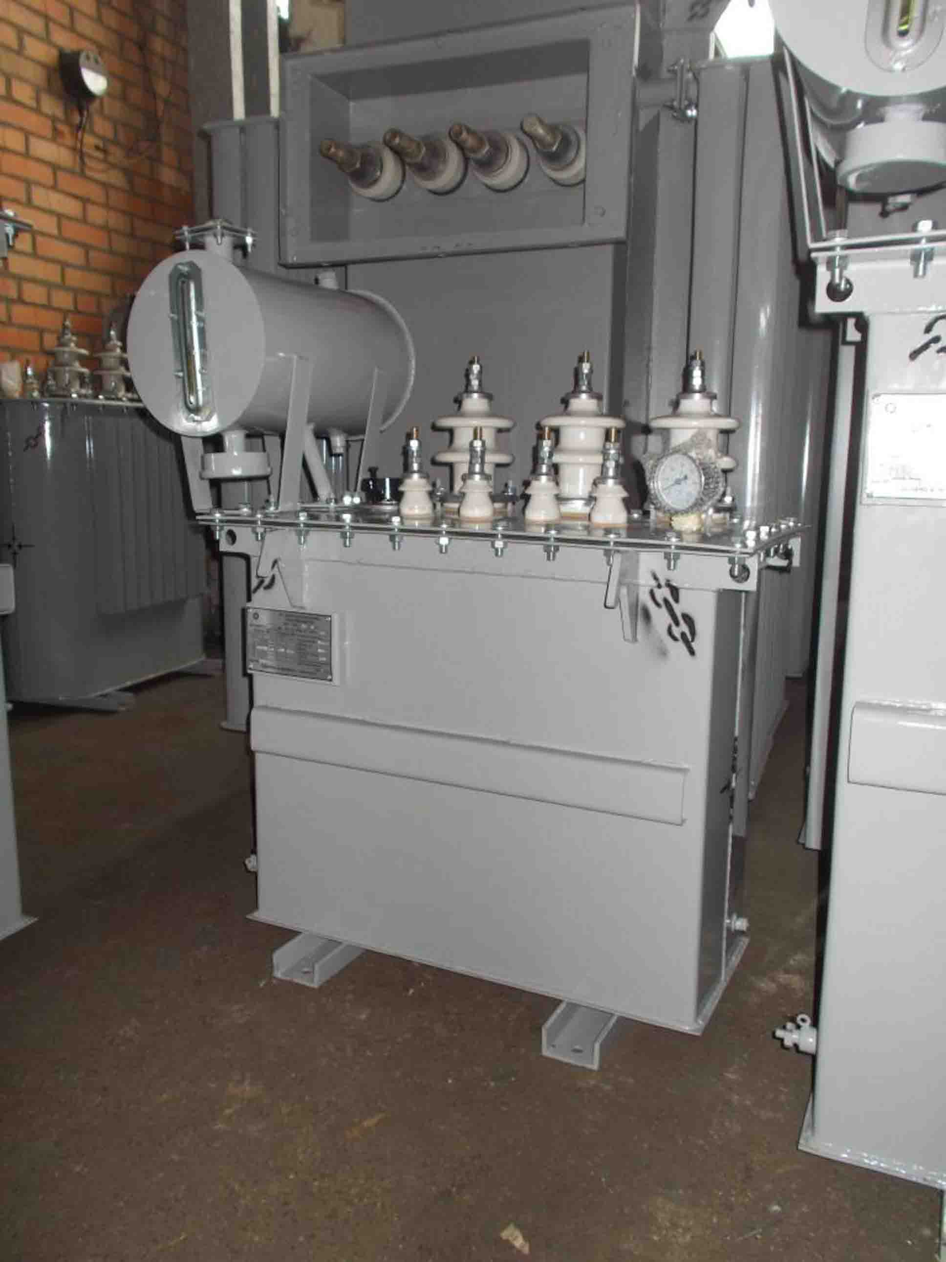 Трансформатор ТМ 25 кВА фото 2