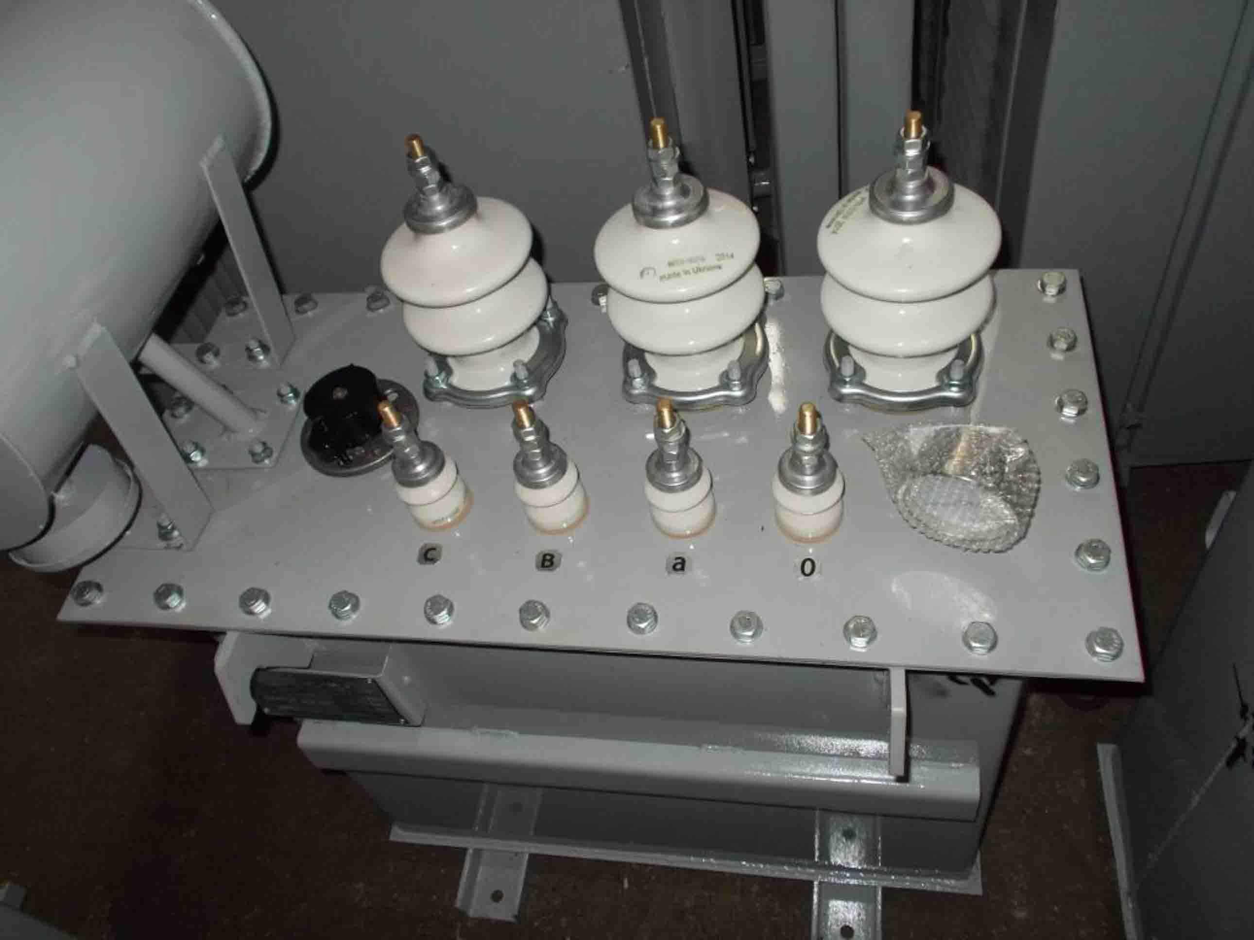 Трансформатор ТМ 25 кВА фото 3