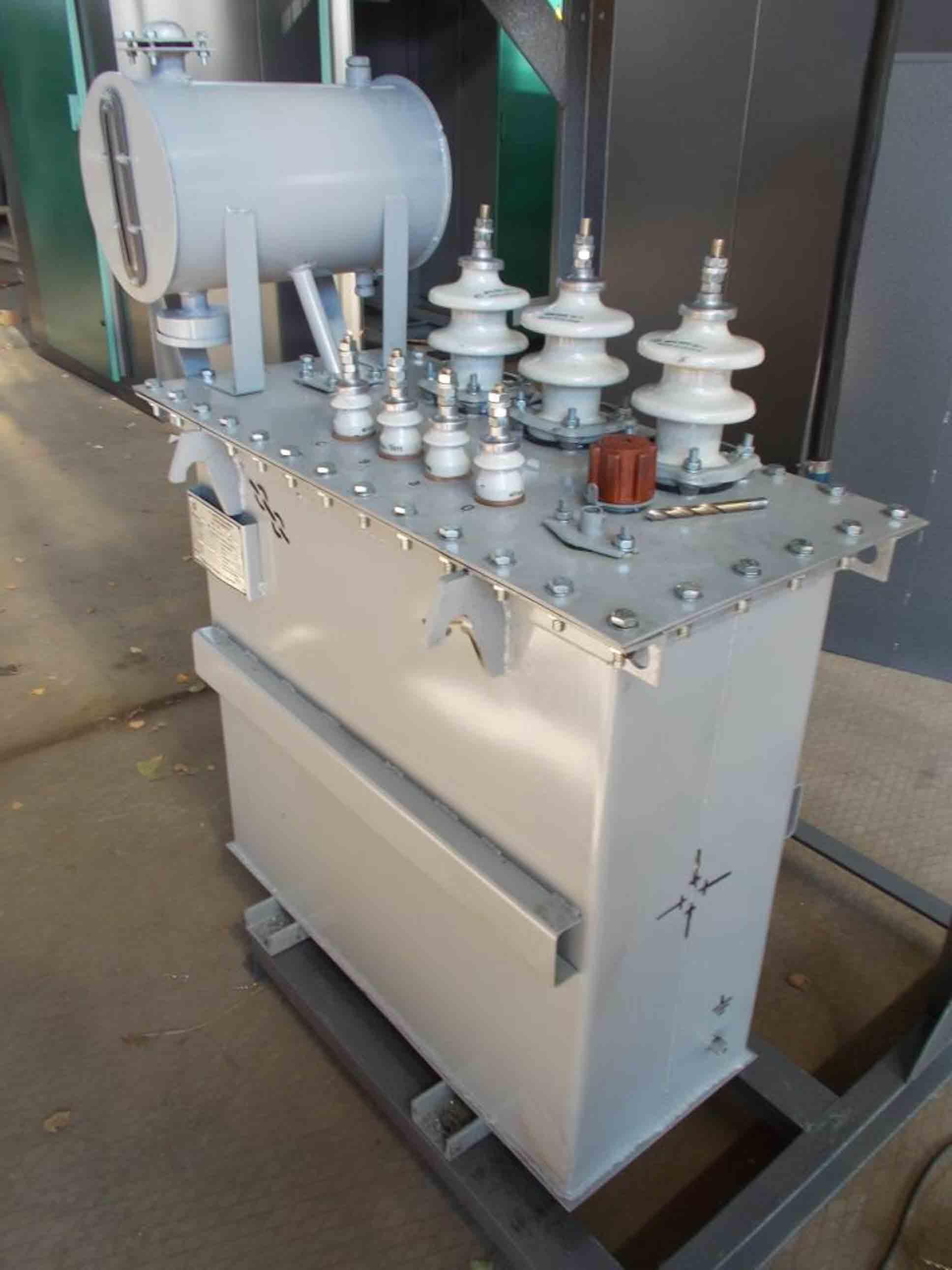 Трансформатор ТМ 40 кВА фото 1