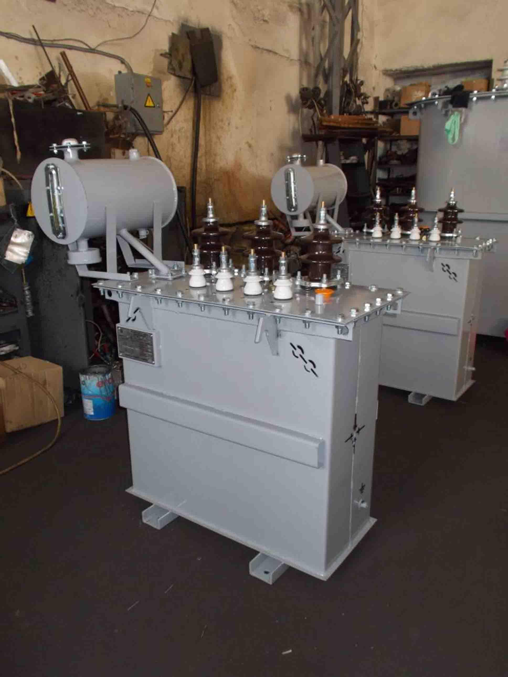Трансформатор ТМ 40 кВА фото 2