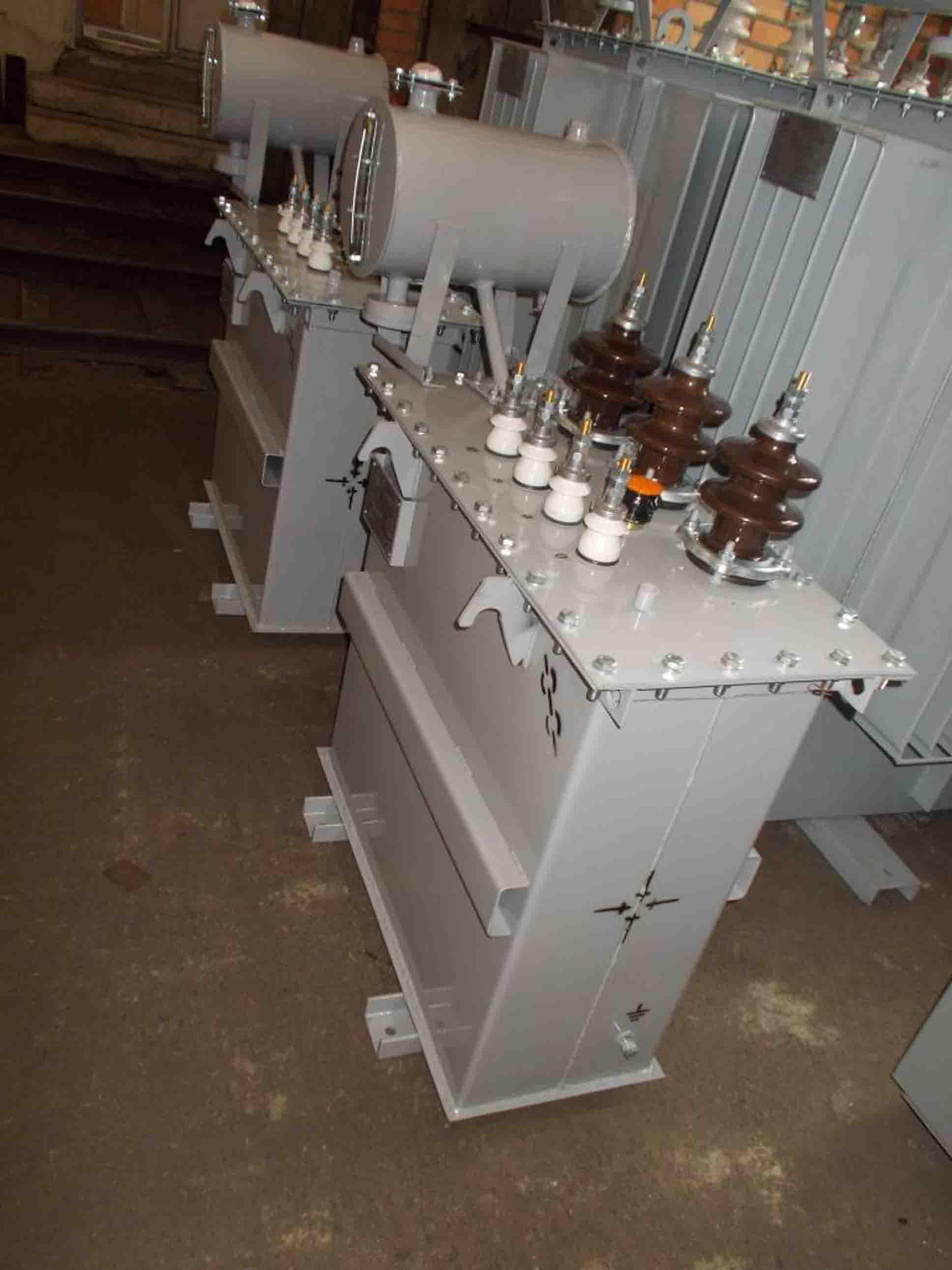 Трансформатор ТМ 40 кВА фото 3