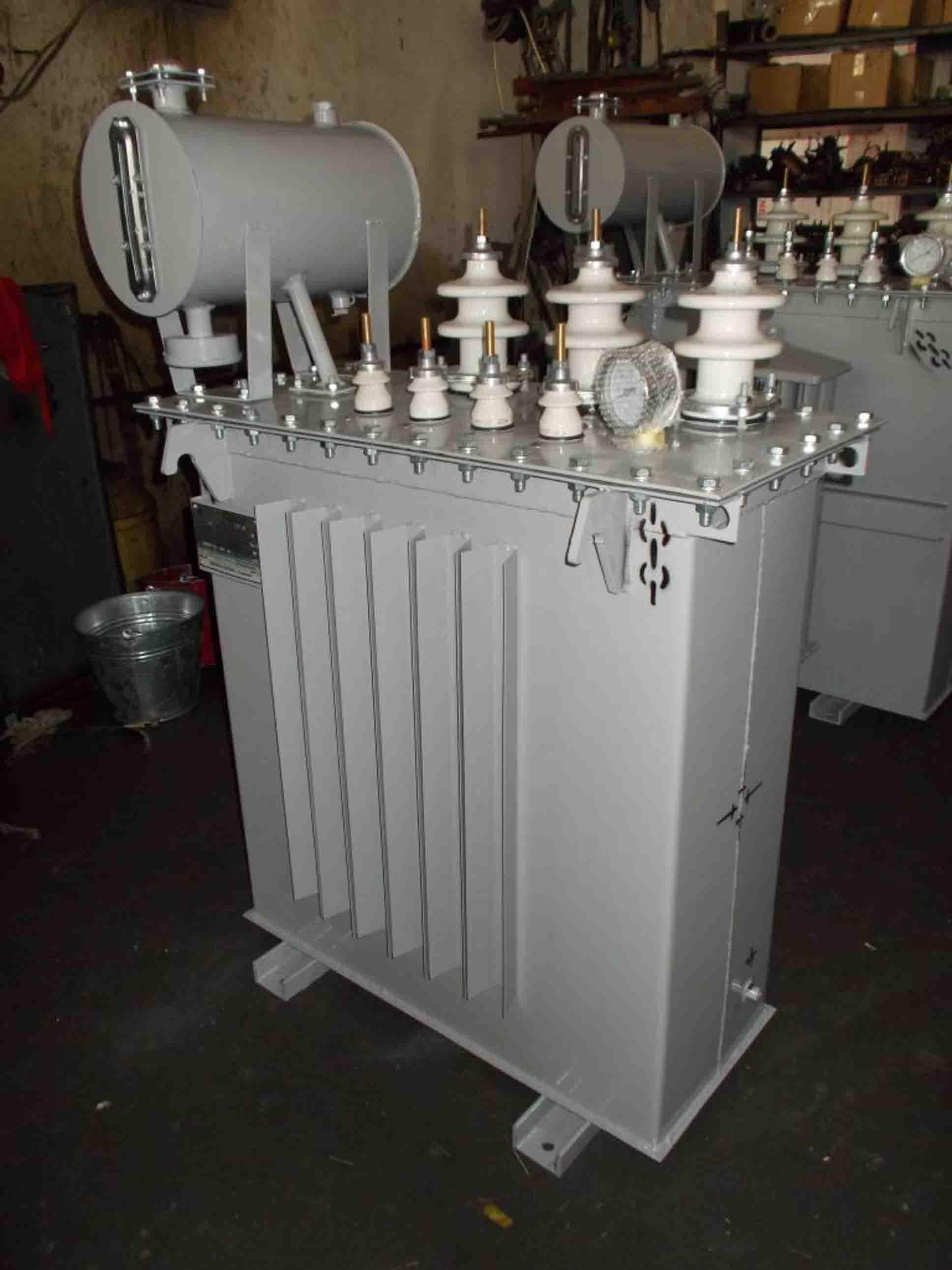 Трансформатор ТМ 63 кВА фото 2