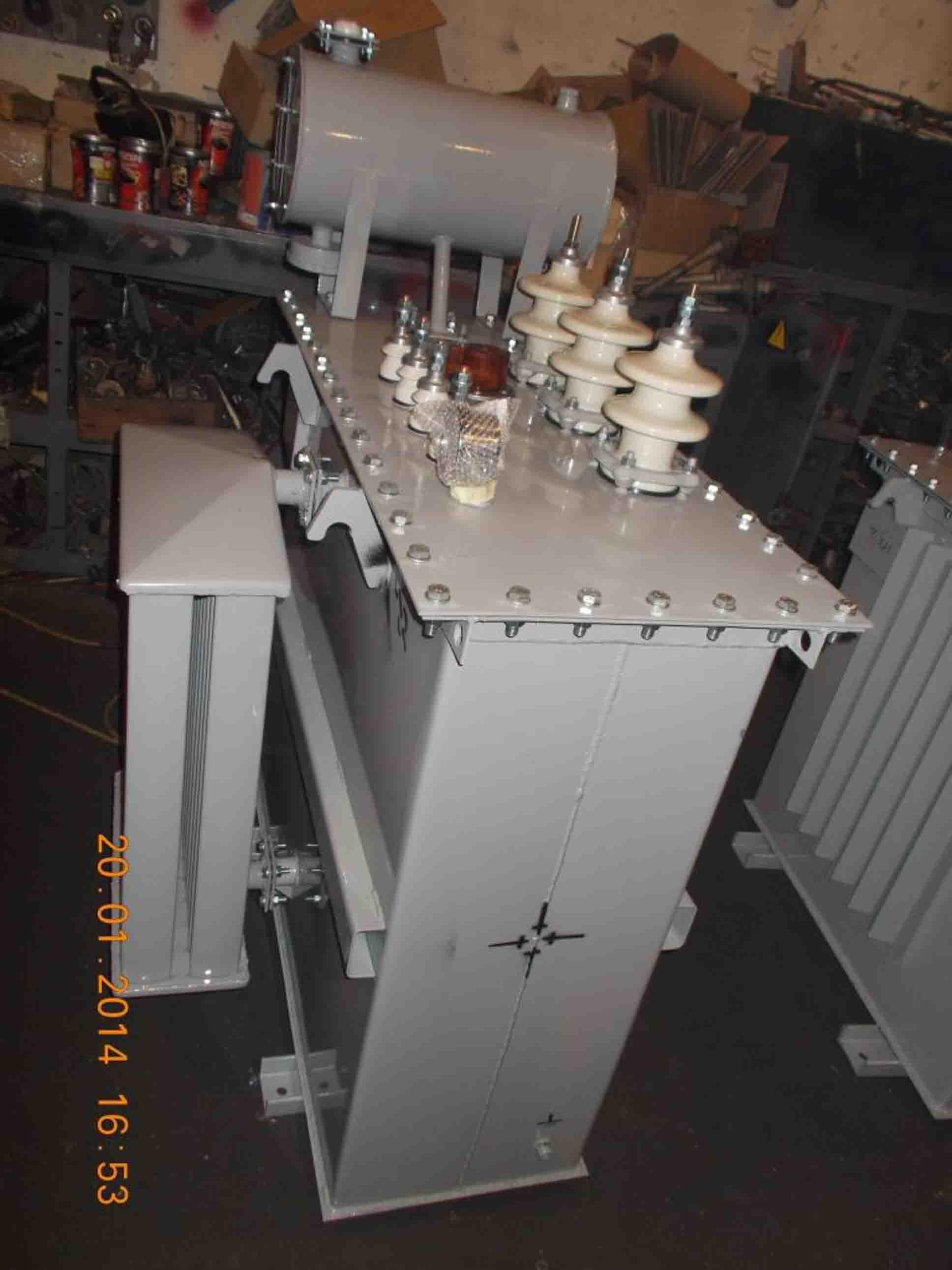 Трансформатор ТМ 160 кВА фото 1