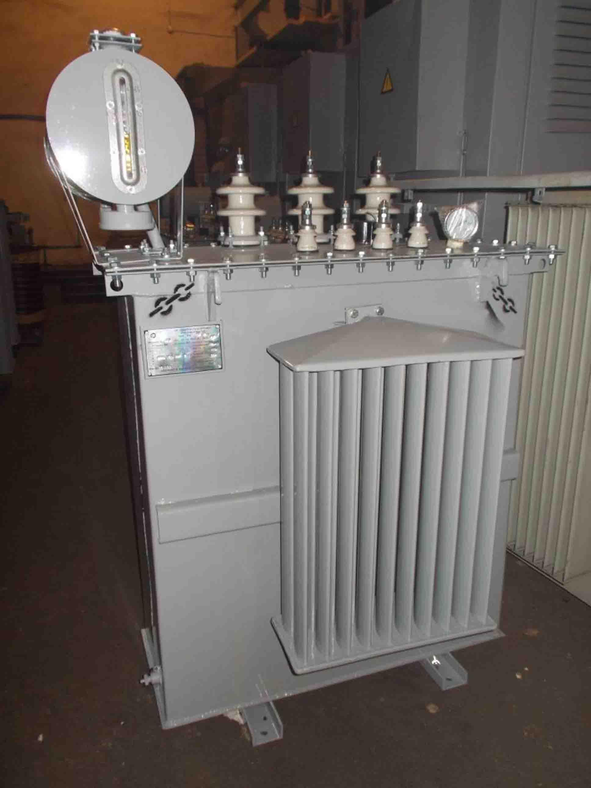 Трансформатор ТМ 160 кВА фото 2