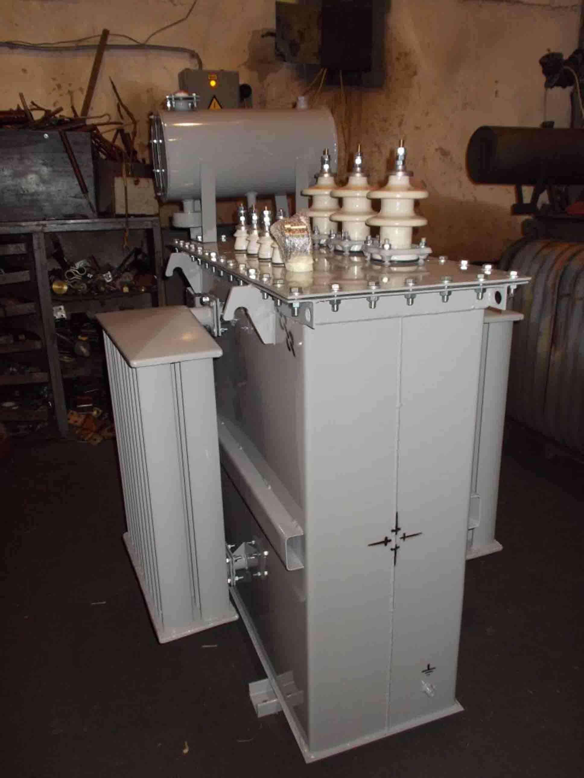 Трансформатор ТМ 160 кВА фото 3