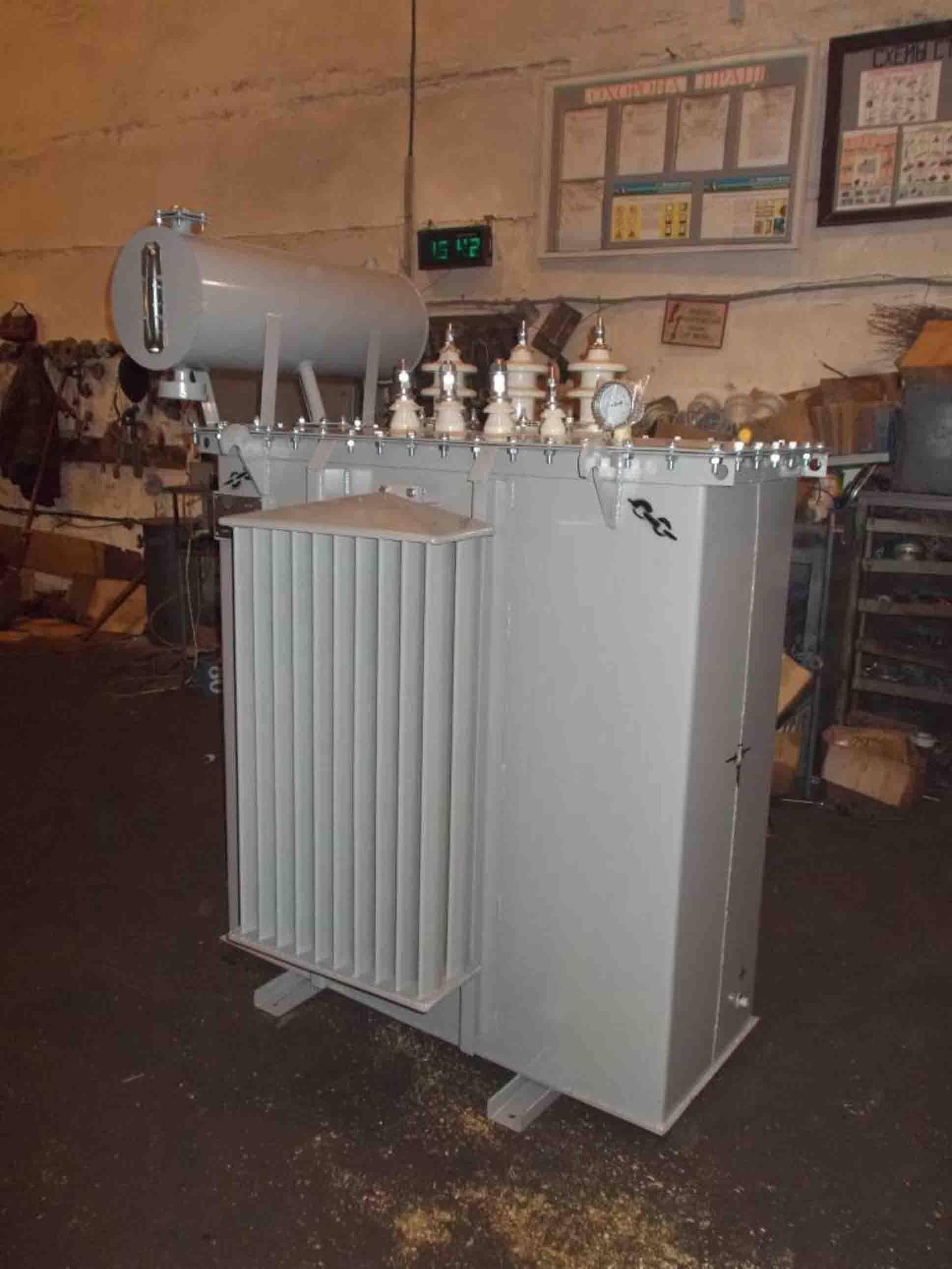 Трансформатор ТМ 250 кВА фото 1