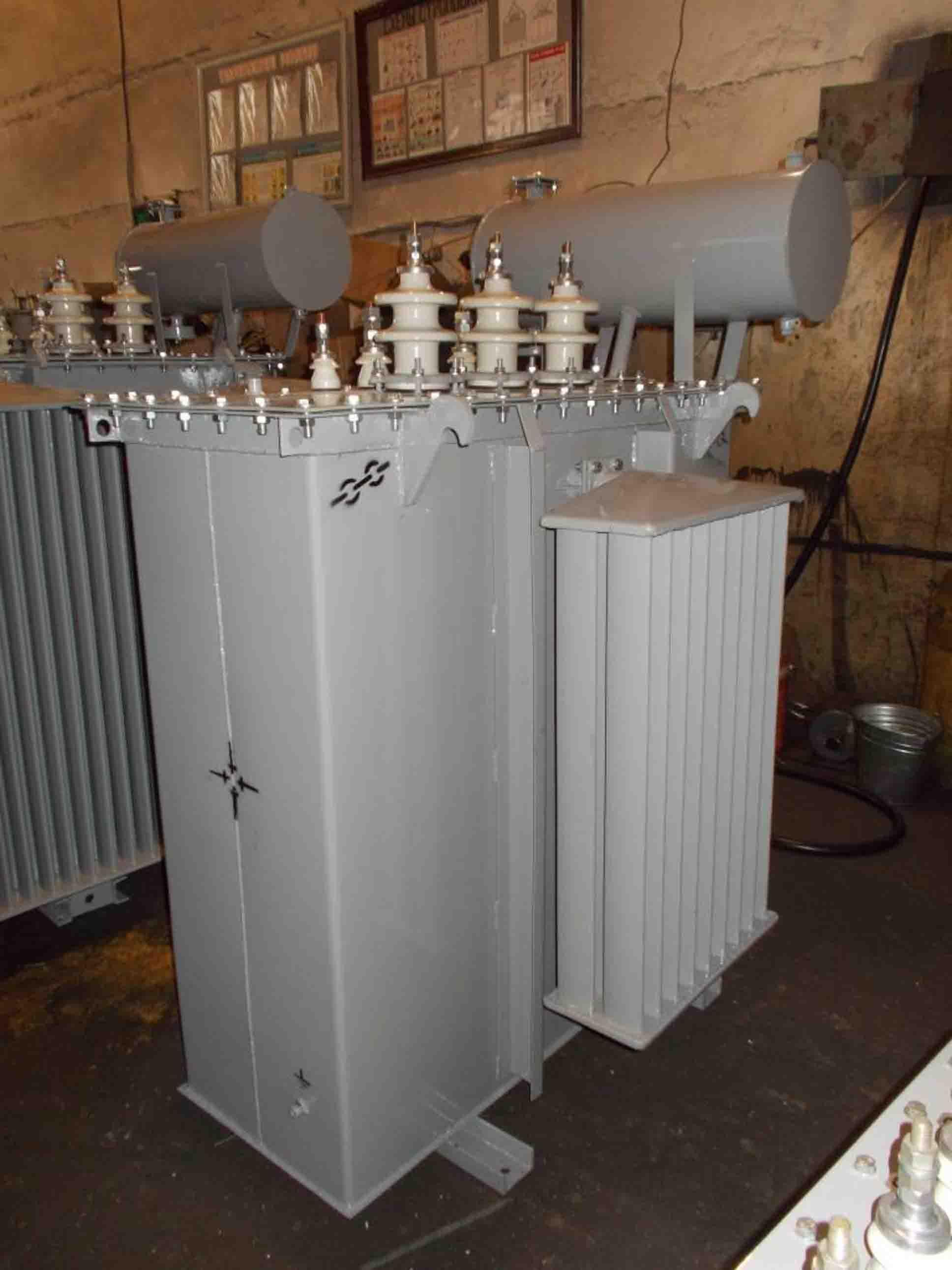 Трансформатор ТМ 400 кВА фото 1