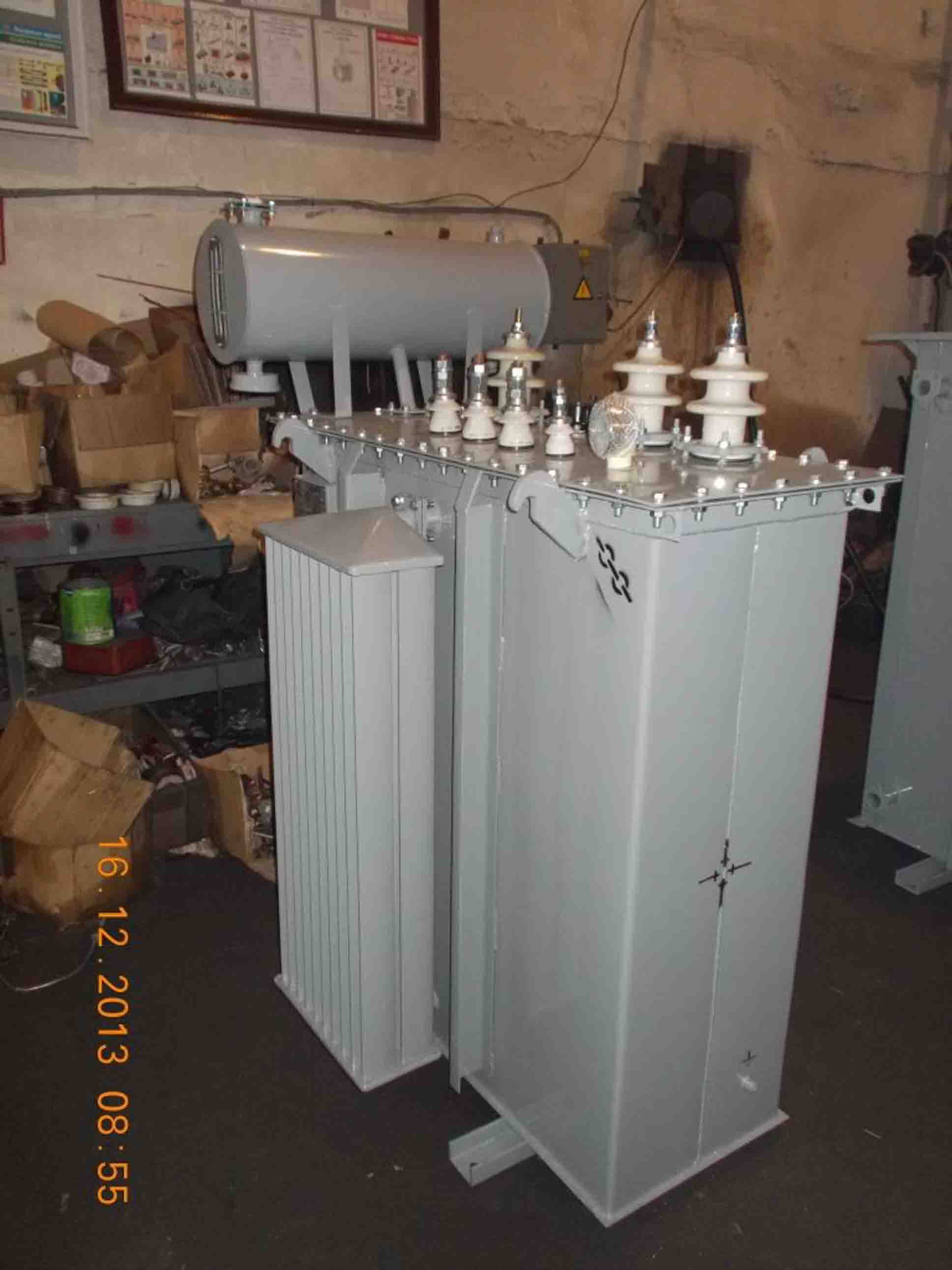 Трансформатор ТМ 400 кВА фото 2