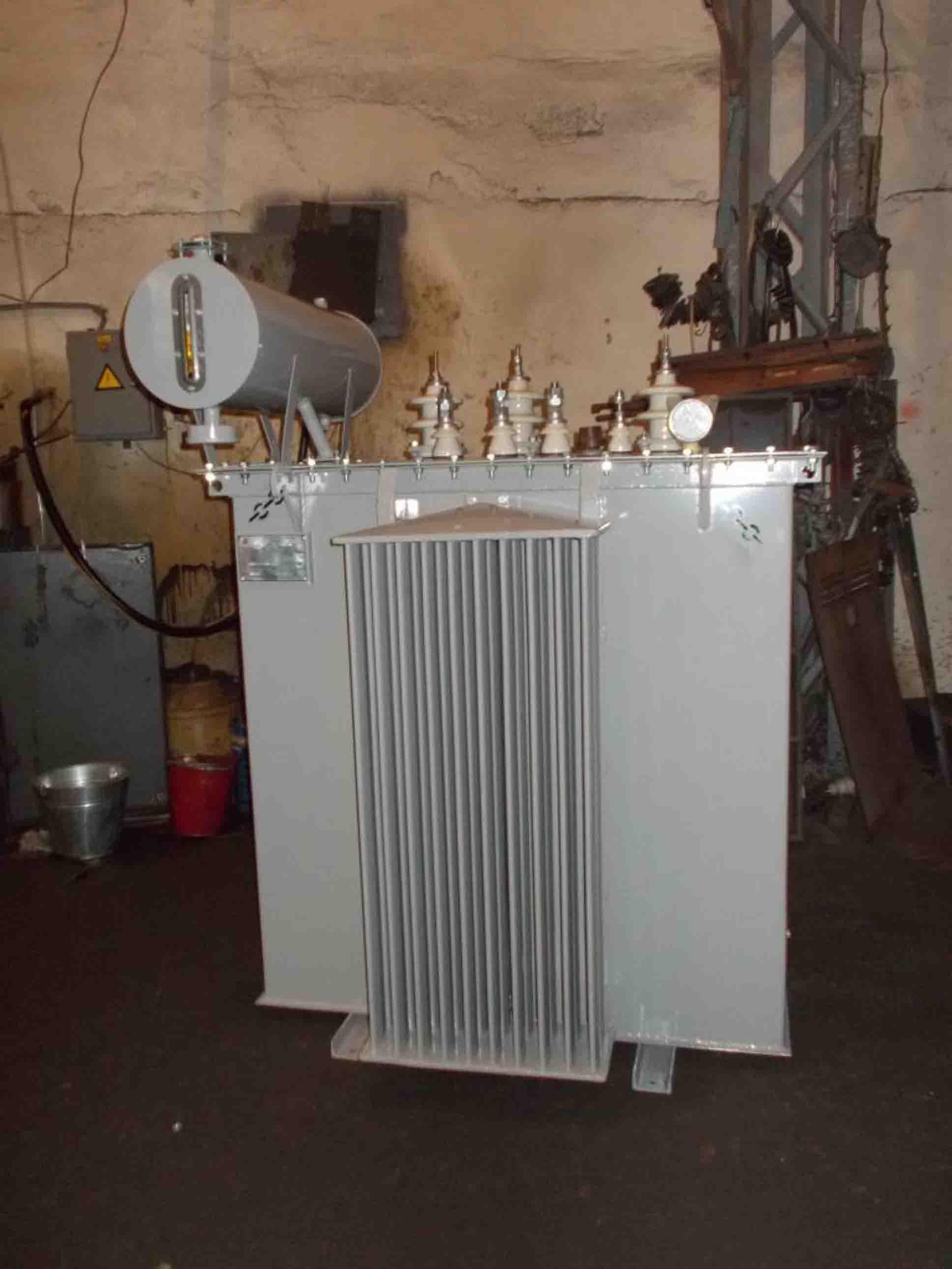 Трансформатор ТМ 400 кВА фото 3