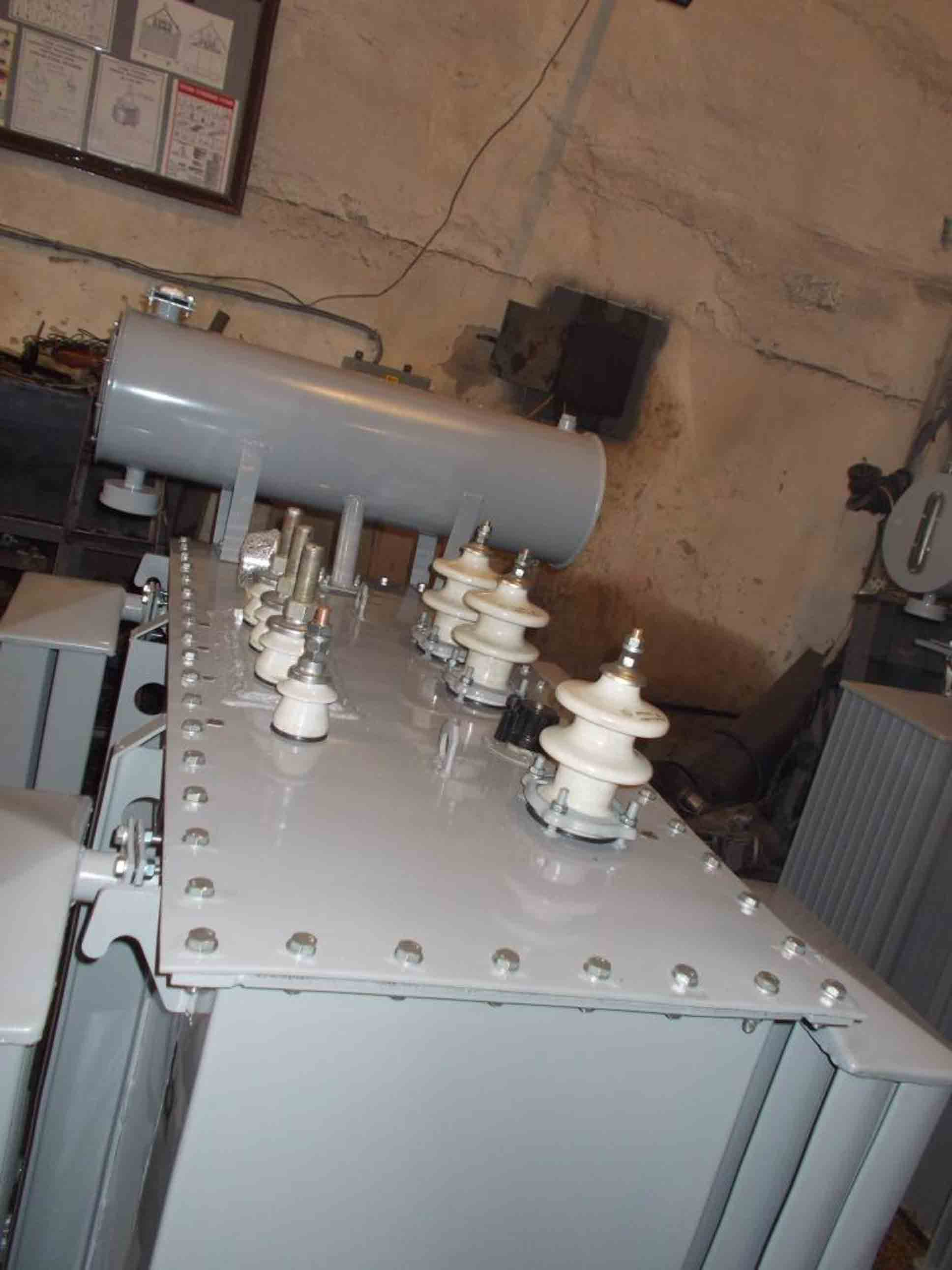 Трансформатор ТМ 630 кВА фото 2