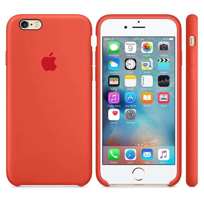 Чехол на Айфон, Apple Silicone Case іPhone - 5/5s/6/6s/6+/7/7+/8/8+/X фото 4