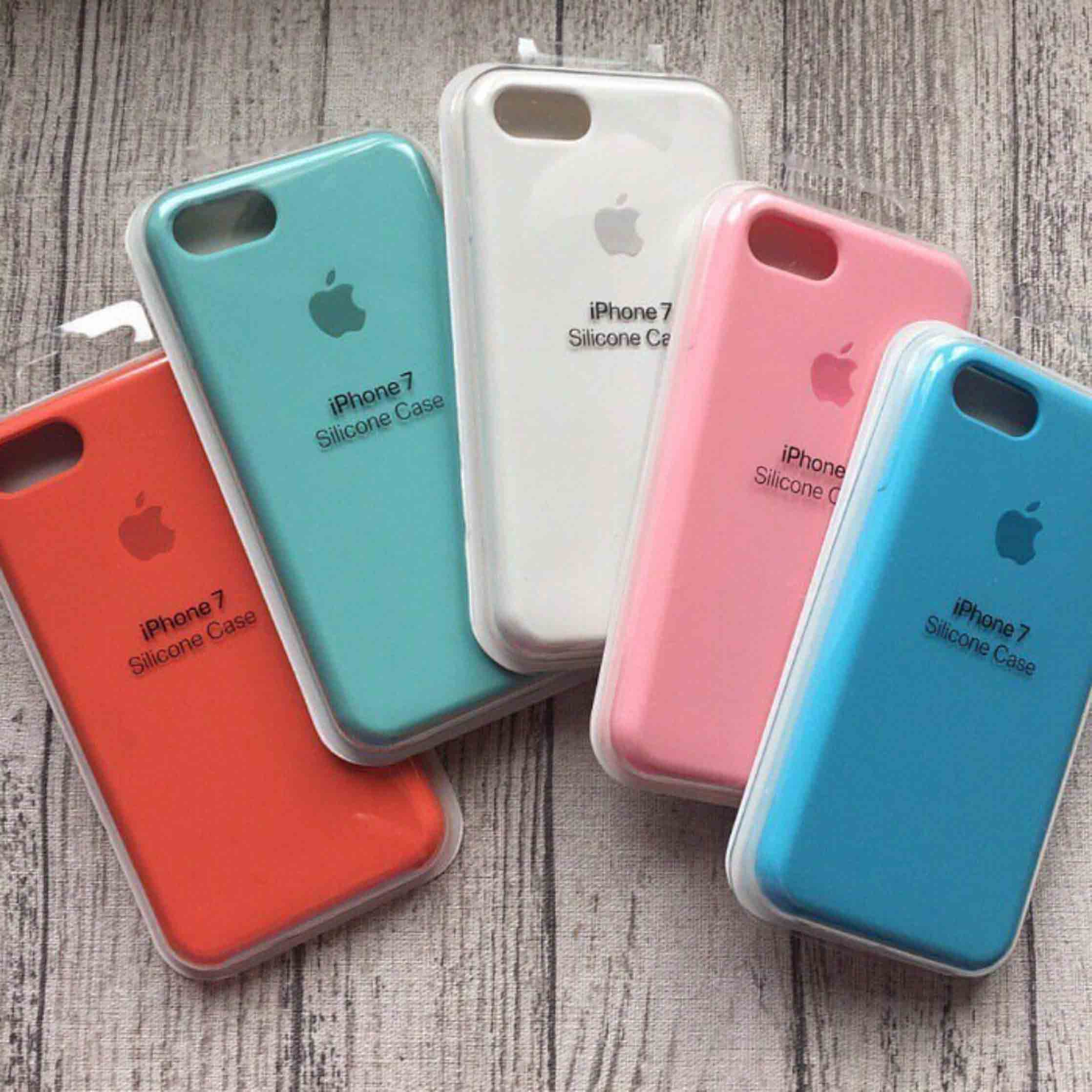 Чехол на Айфон, Apple Silicone Case іPhone - 5/5s/6/6s/6+/7/7+/8/8+/X фото 6