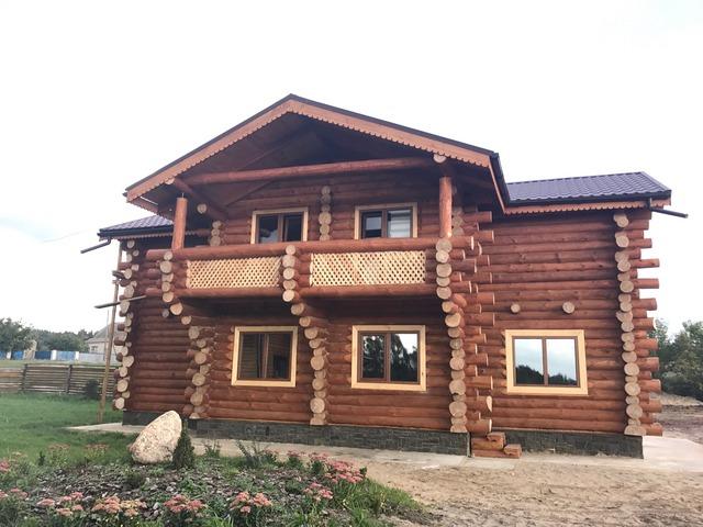 Сдается в аренду коттедж Радомышль на берегу озера возле леса. Сауна фото 7