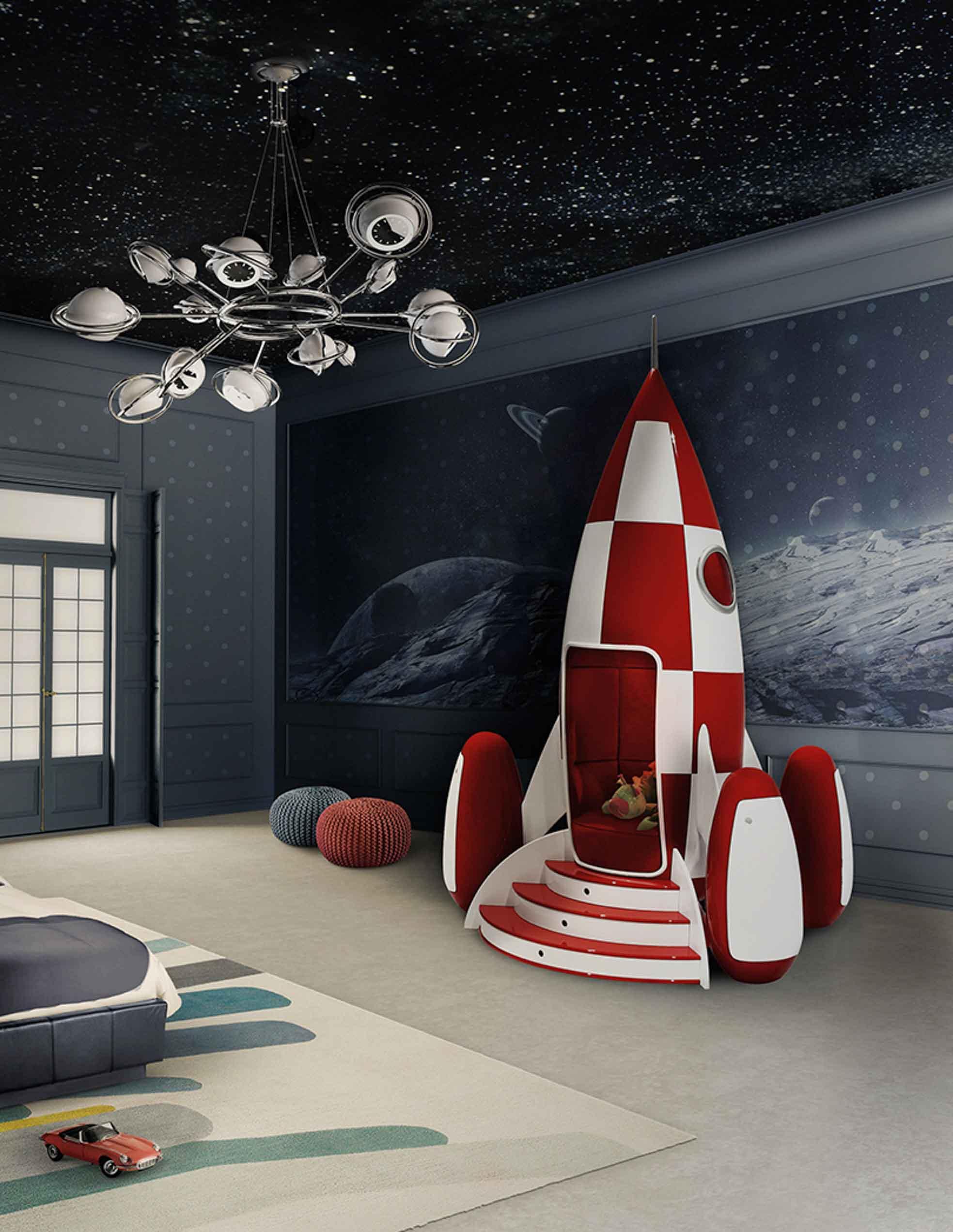 Итальянская мебель для детских комнат: кроватки, кровати, пеленальные  фото 1