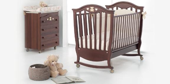 Итальянская мебель для детских комнат: кроватки, кровати, пеленальные  фото 3