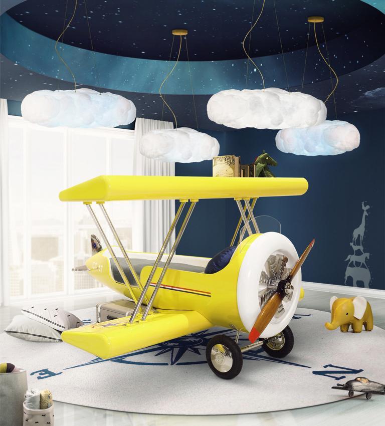 Итальянская мебель для детских комнат: кроватки, кровати, пеленальные  фото 5