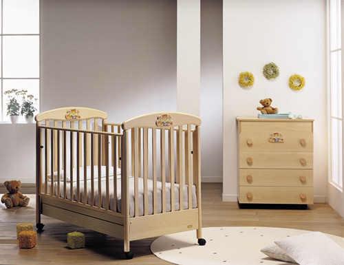 Итальянская мебель для детских комнат: кроватки, кровати, пеленальные  фото 6