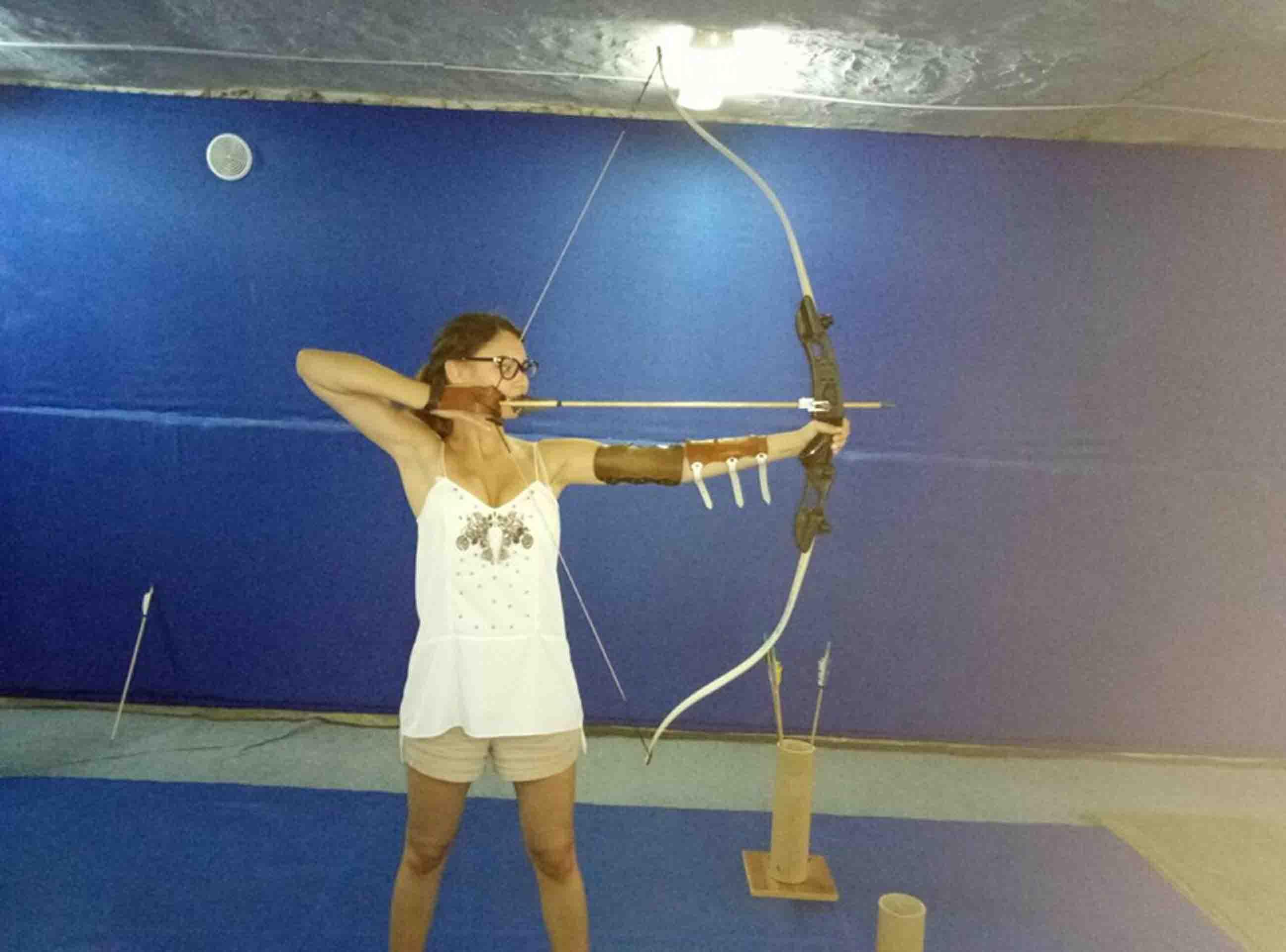 Стрельба из лука (секция, Тир, охота) Archery Kiev - Лучник фото 4
