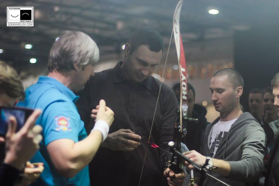 Стрельба из лука (секция, Тир, охота) Archery Kiev - Лучник фото 5