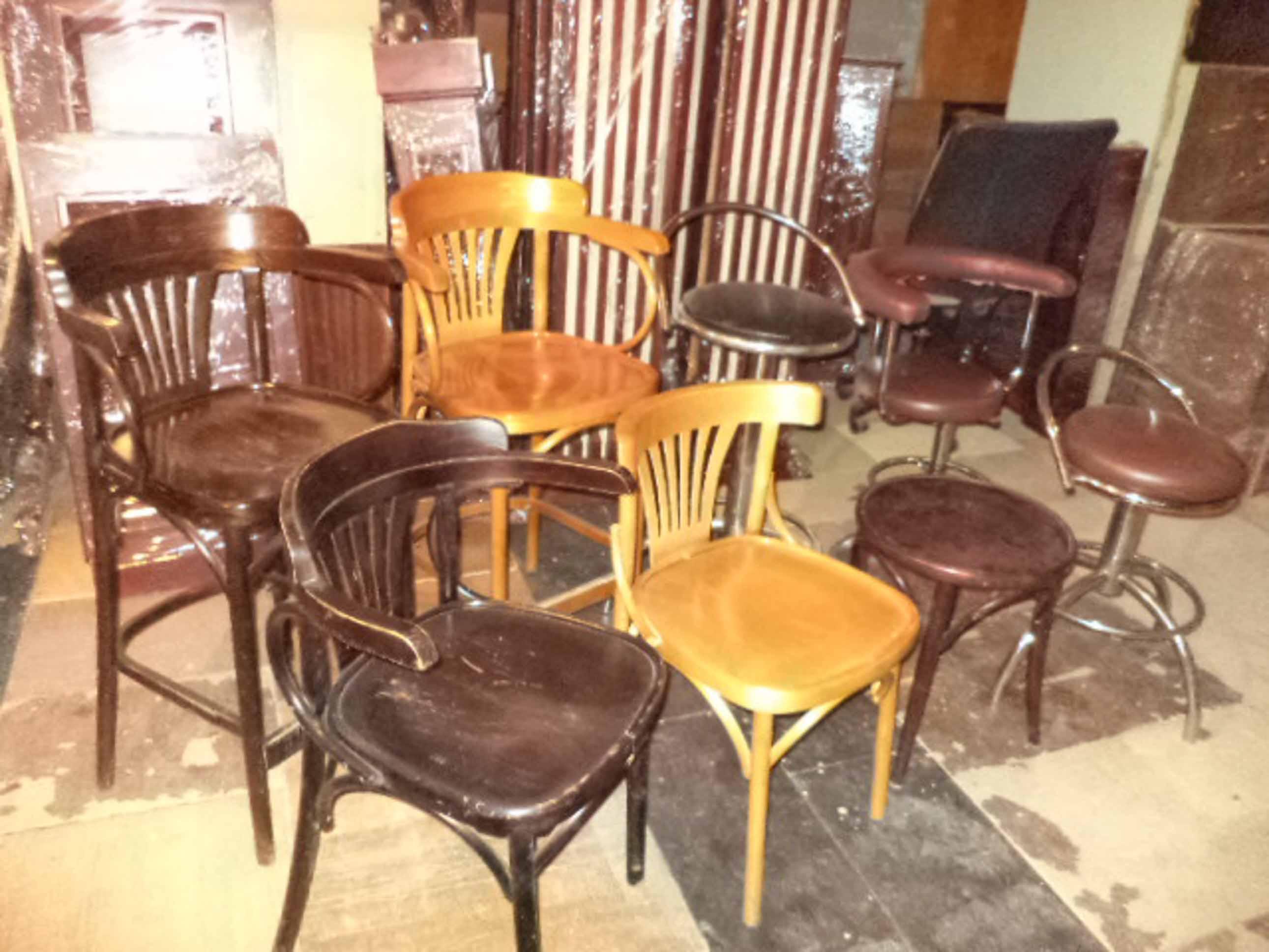 Мебель для ресторанов бу (Столы. стулья, диваны, барная мебель) фото 7