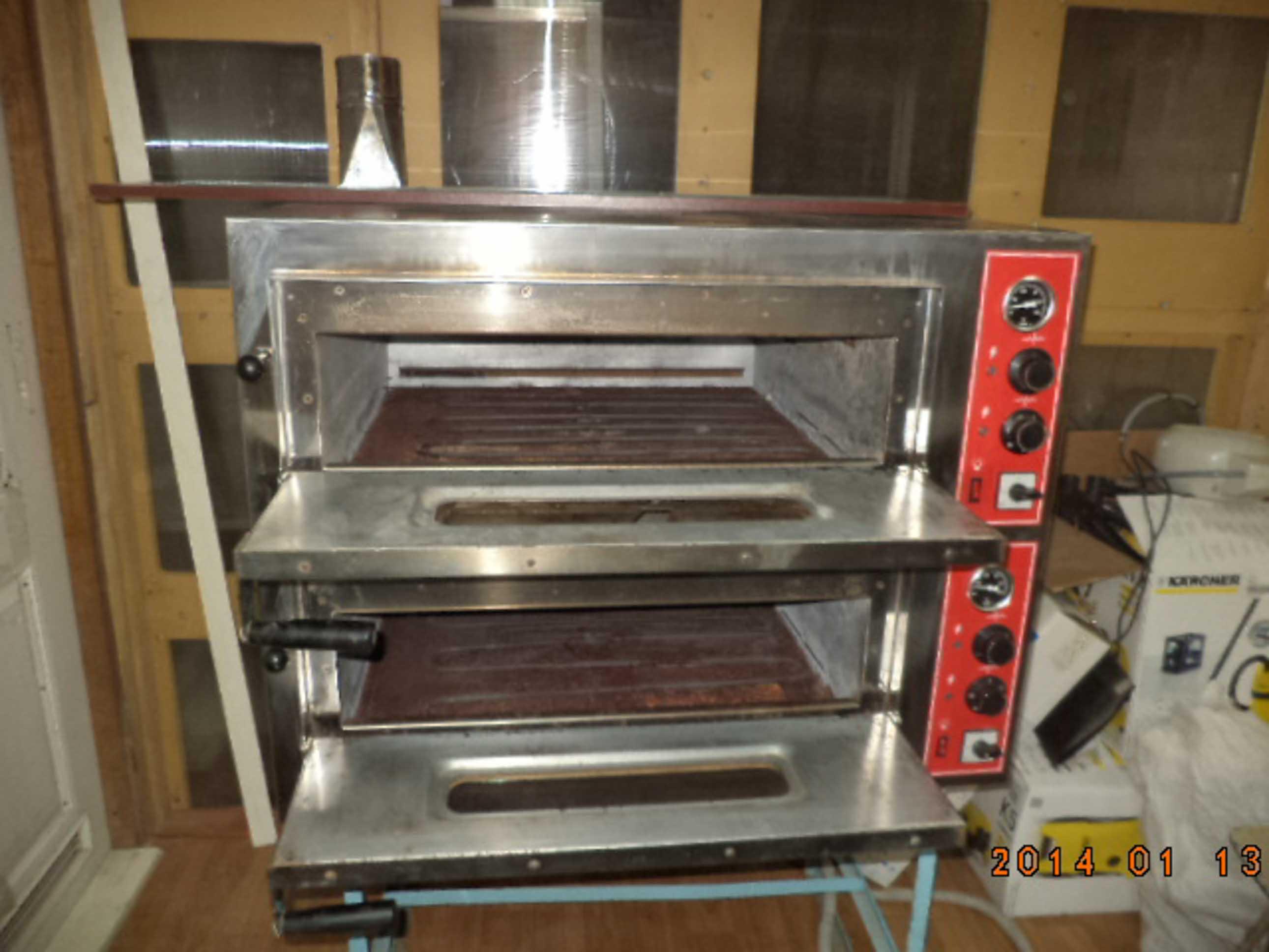 Пиццерийная печь бу фото 2
