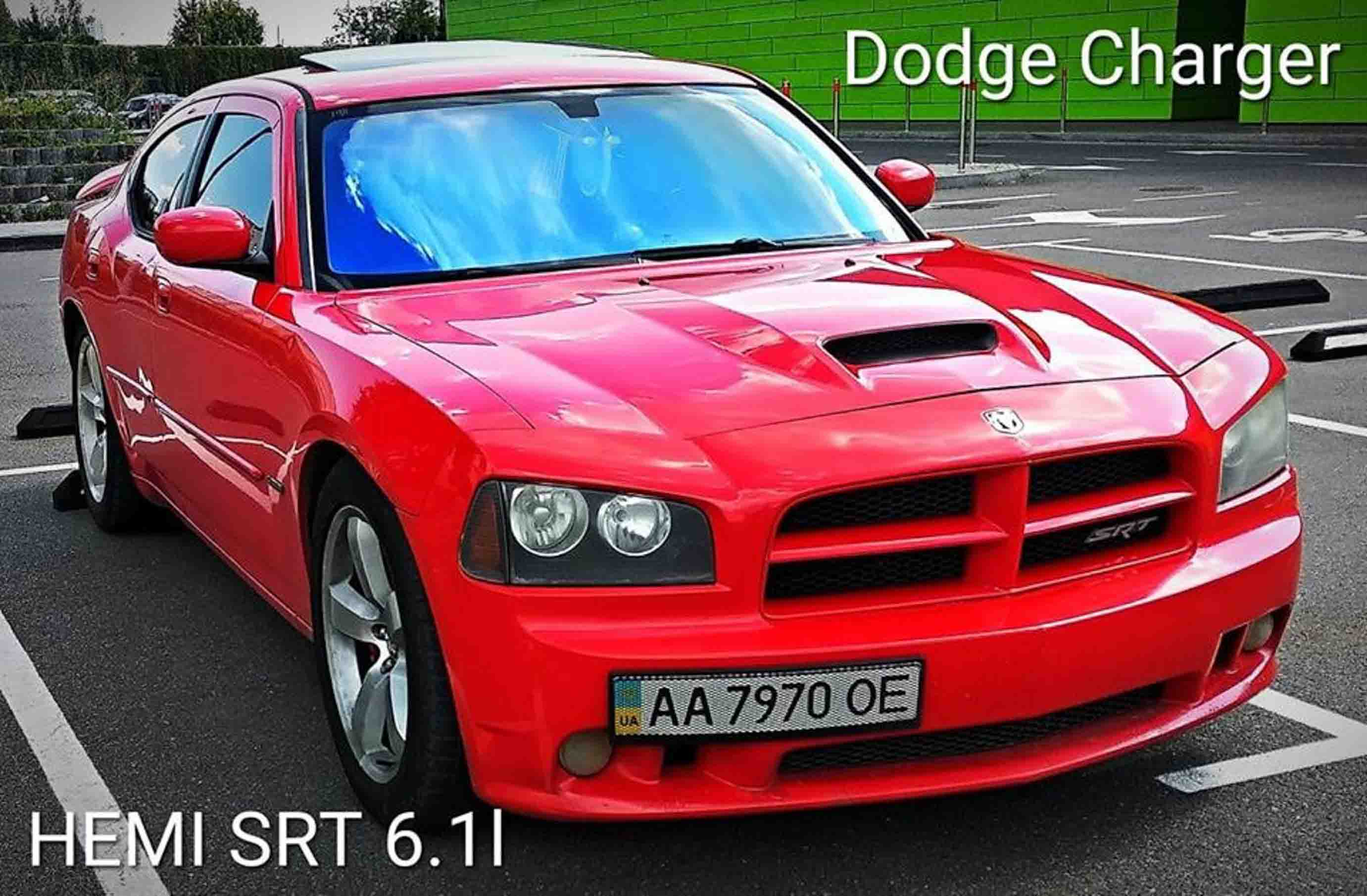 Продам Dodge Charger SRT 8 2007 г.в. фото 1