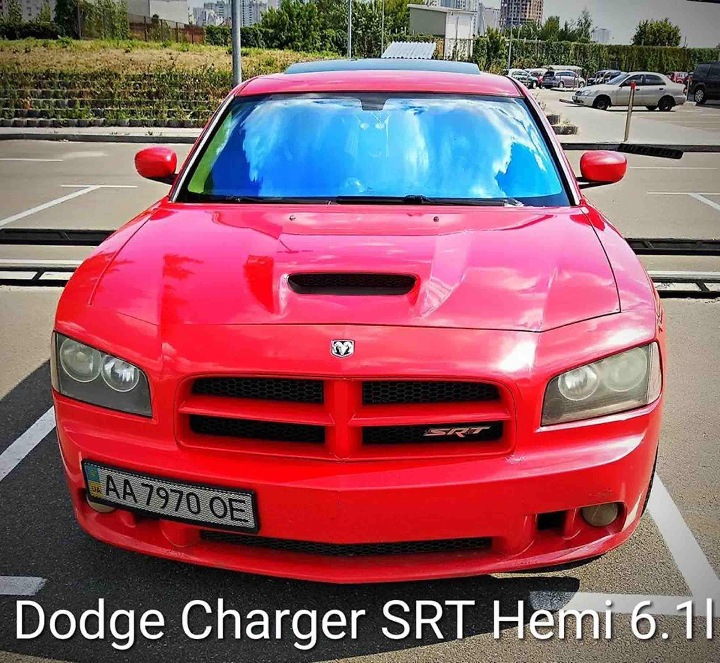 Продам Dodge Charger SRT 8 2007 г.в. фото 2